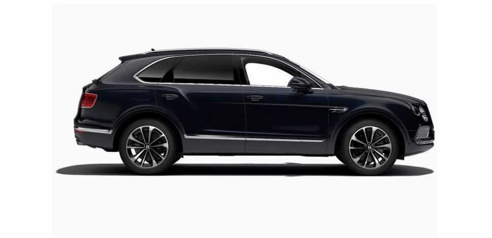 Used 2017 Bentley Bentayga W12 For Sale In Greenwich, CT 1345_p3