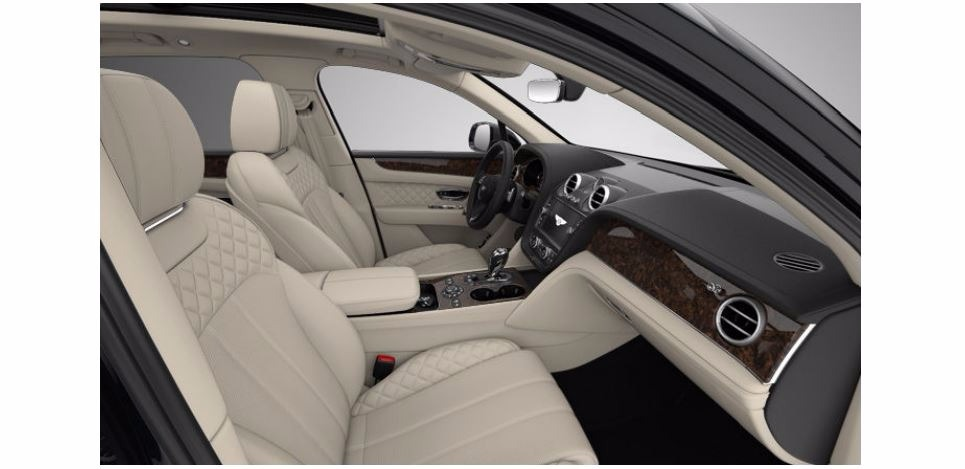 Used 2017 Bentley Bentayga W12 For Sale In Greenwich, CT 1345_p6