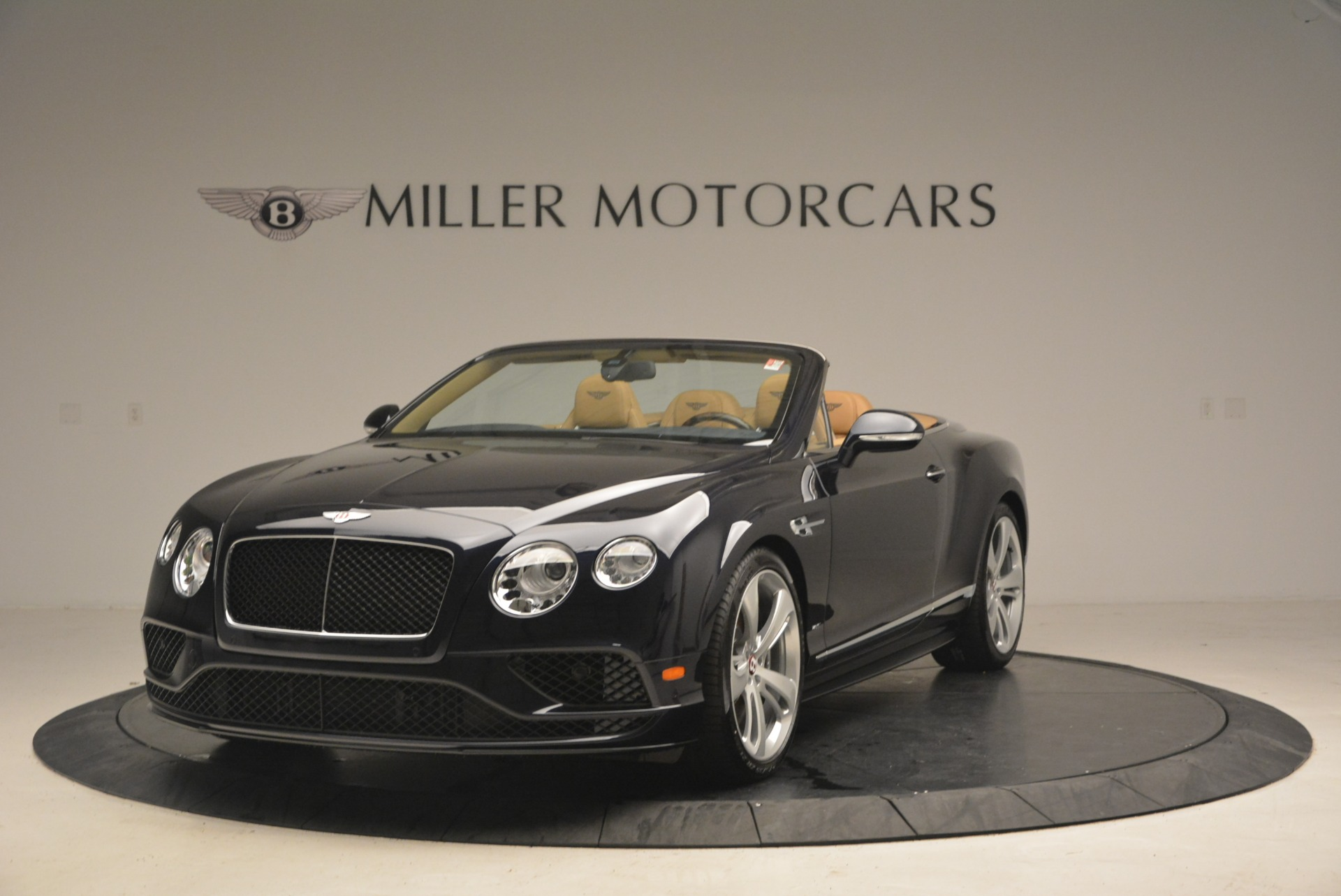 New 2017 Bentley Continental GT V8 S For Sale In Greenwich, CT 1347_main