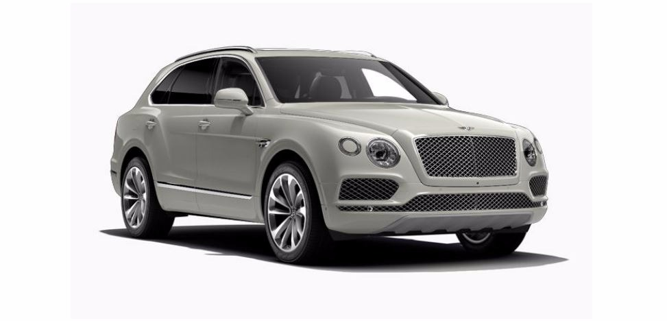 Used 2017 Bentley Bentayga W12 For Sale In Greenwich, CT