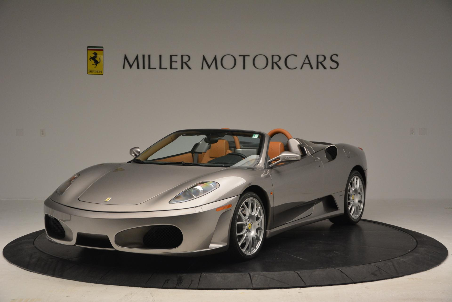 Used 2005 Ferrari F430 Spider 6-Speed Manual For Sale In Greenwich, CT 135_main
