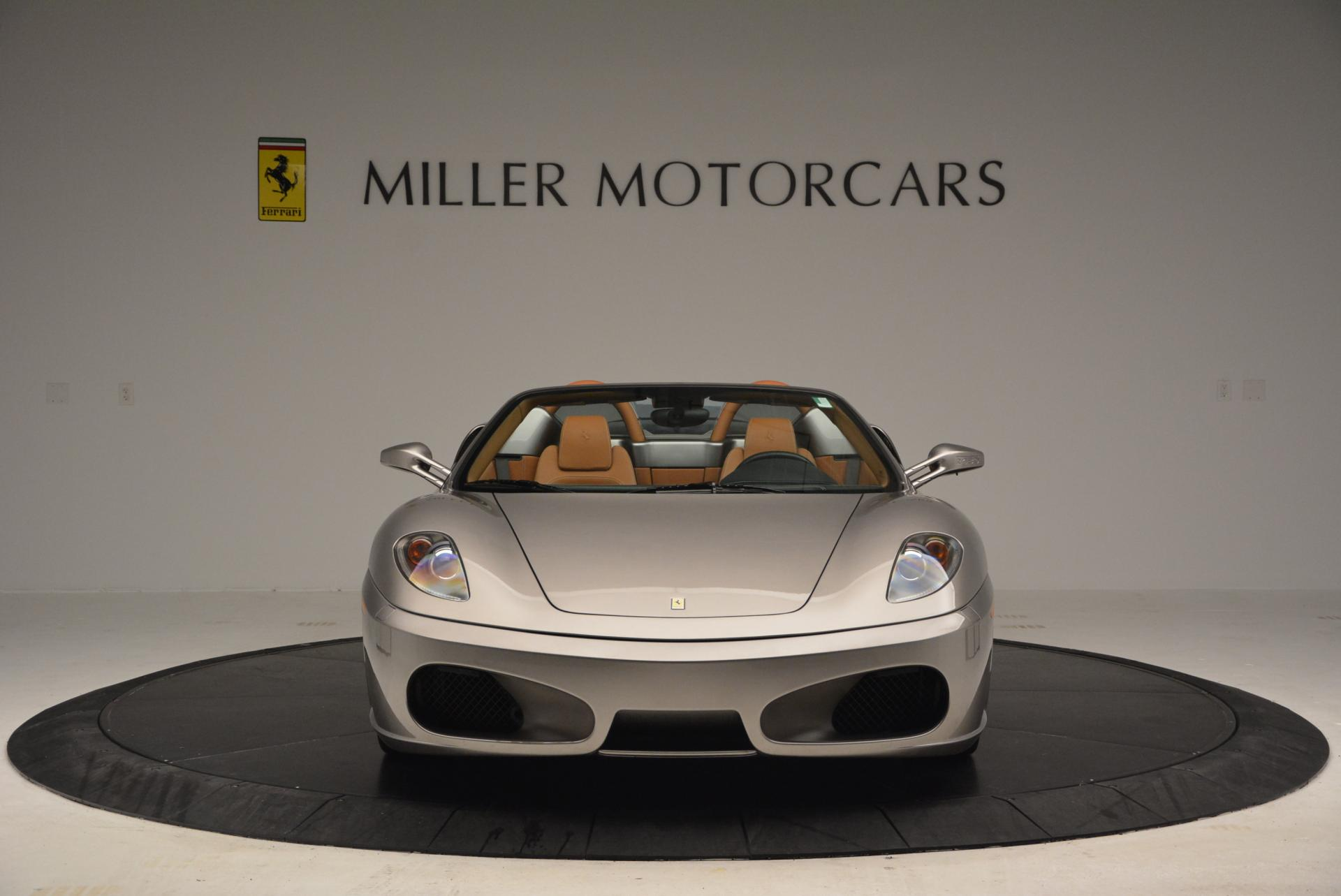 Used 2005 Ferrari F430 Spider 6-Speed Manual For Sale In Greenwich, CT 135_p12