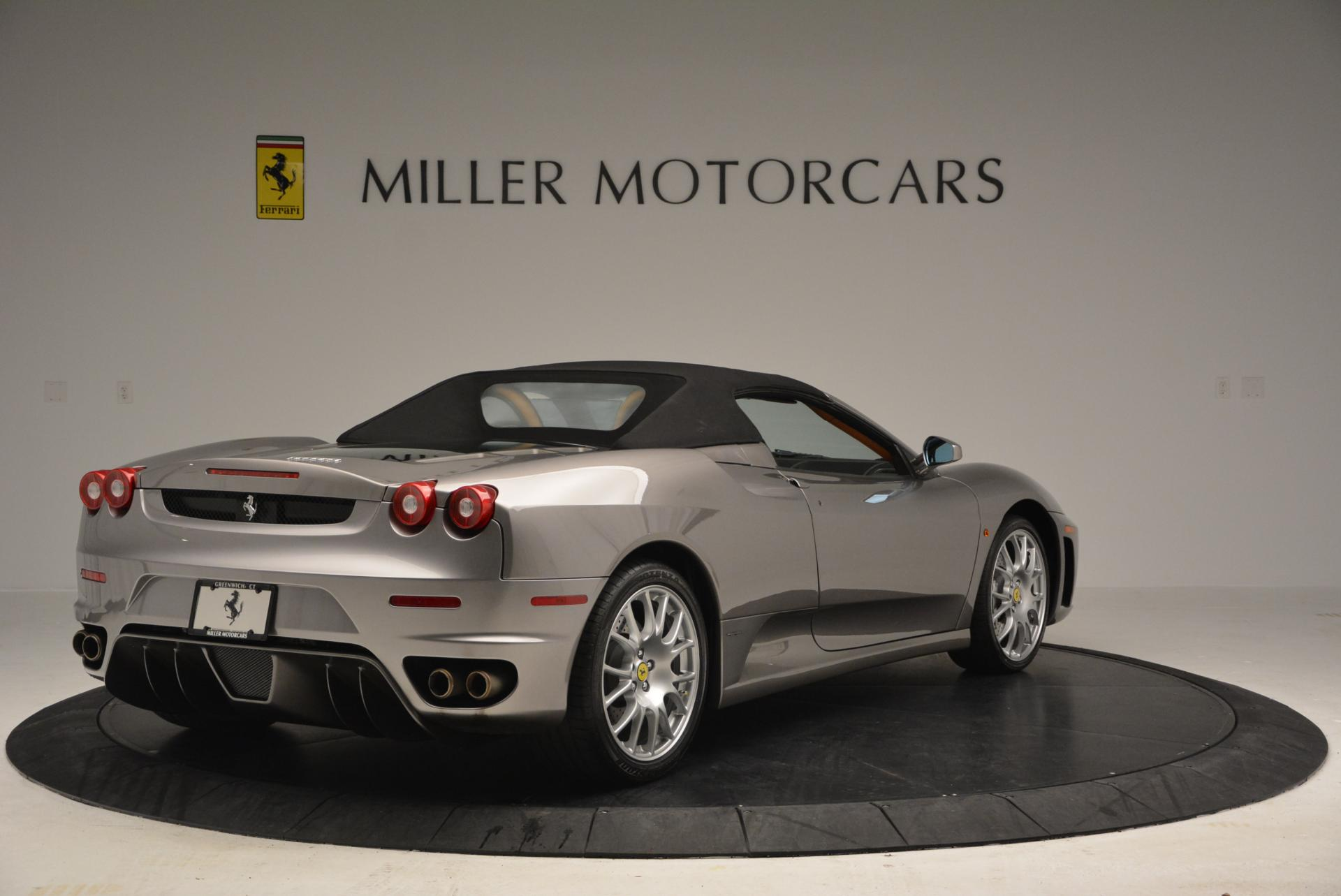 Used 2005 Ferrari F430 Spider 6-Speed Manual For Sale In Greenwich, CT 135_p19