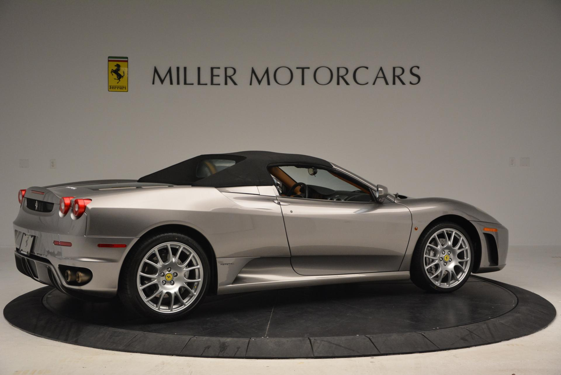 Used 2005 Ferrari F430 Spider 6-Speed Manual For Sale In Greenwich, CT 135_p20