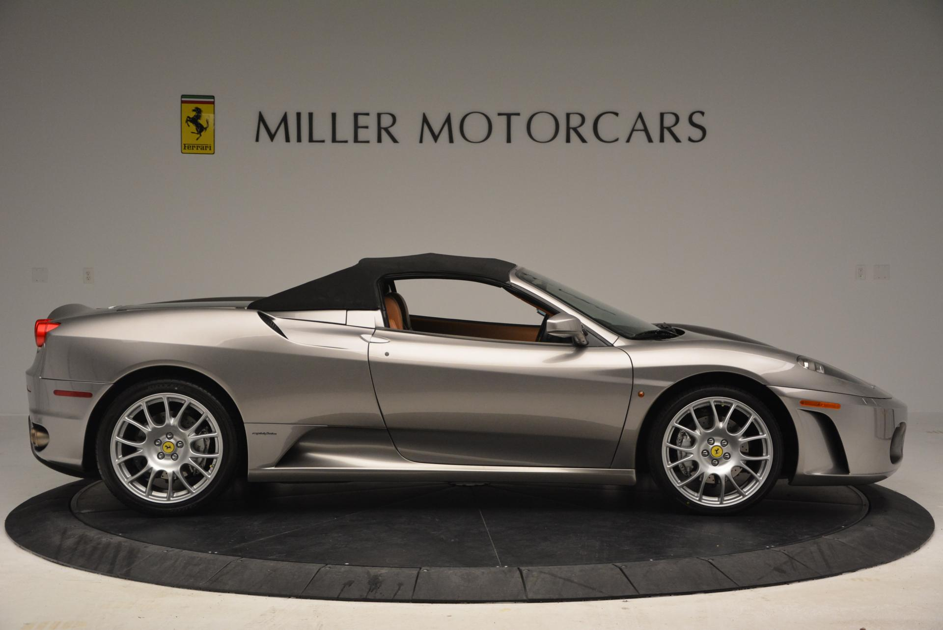 Used 2005 Ferrari F430 Spider 6-Speed Manual For Sale In Greenwich, CT 135_p21