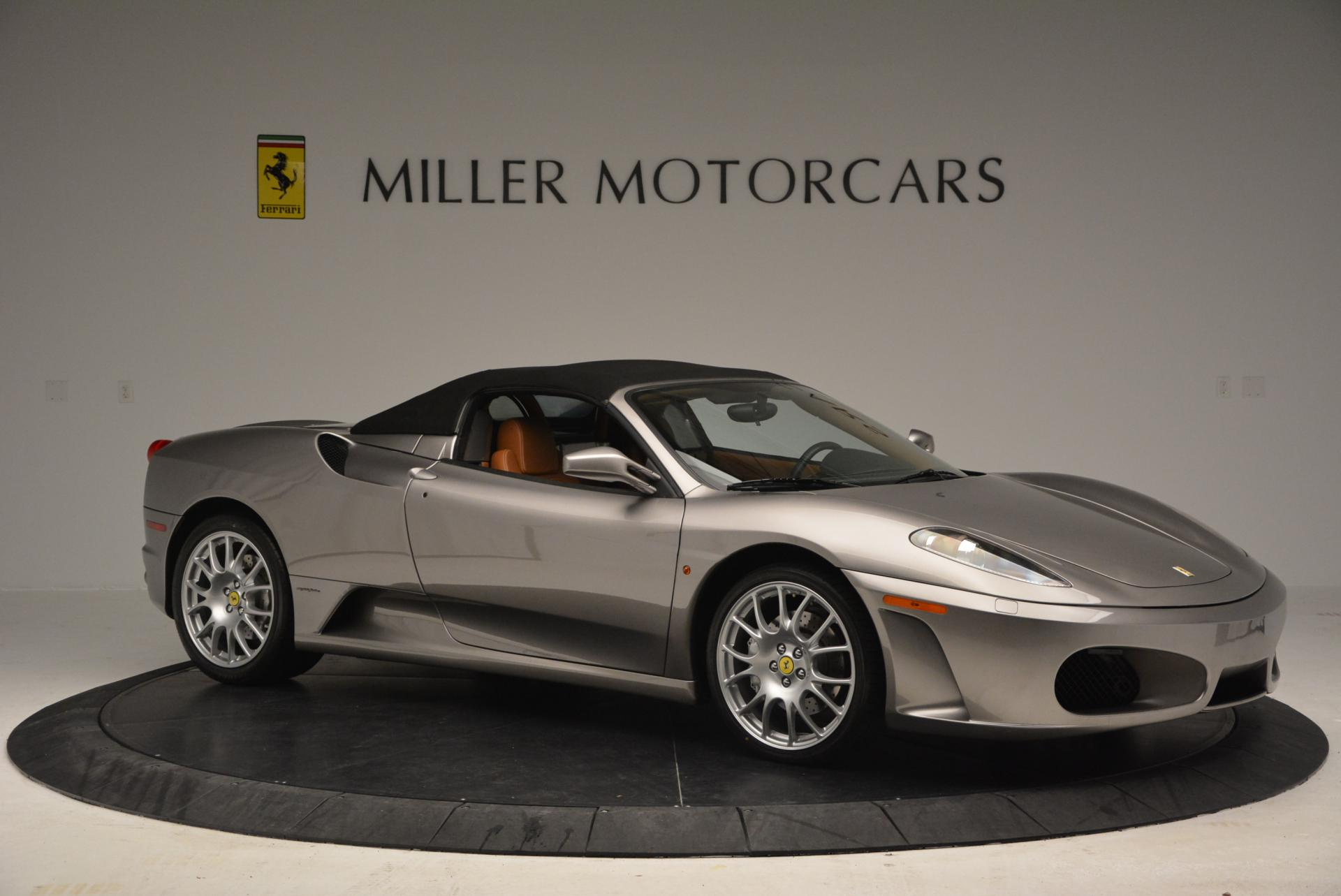 Used 2005 Ferrari F430 Spider 6-Speed Manual For Sale In Greenwich, CT 135_p22