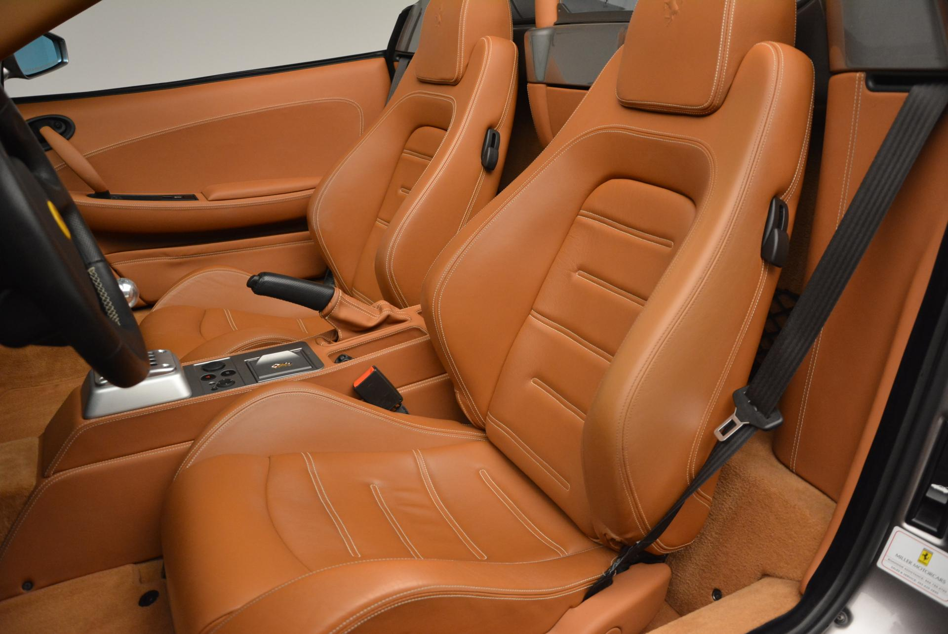 Used 2005 Ferrari F430 Spider 6-Speed Manual For Sale In Greenwich, CT 135_p27