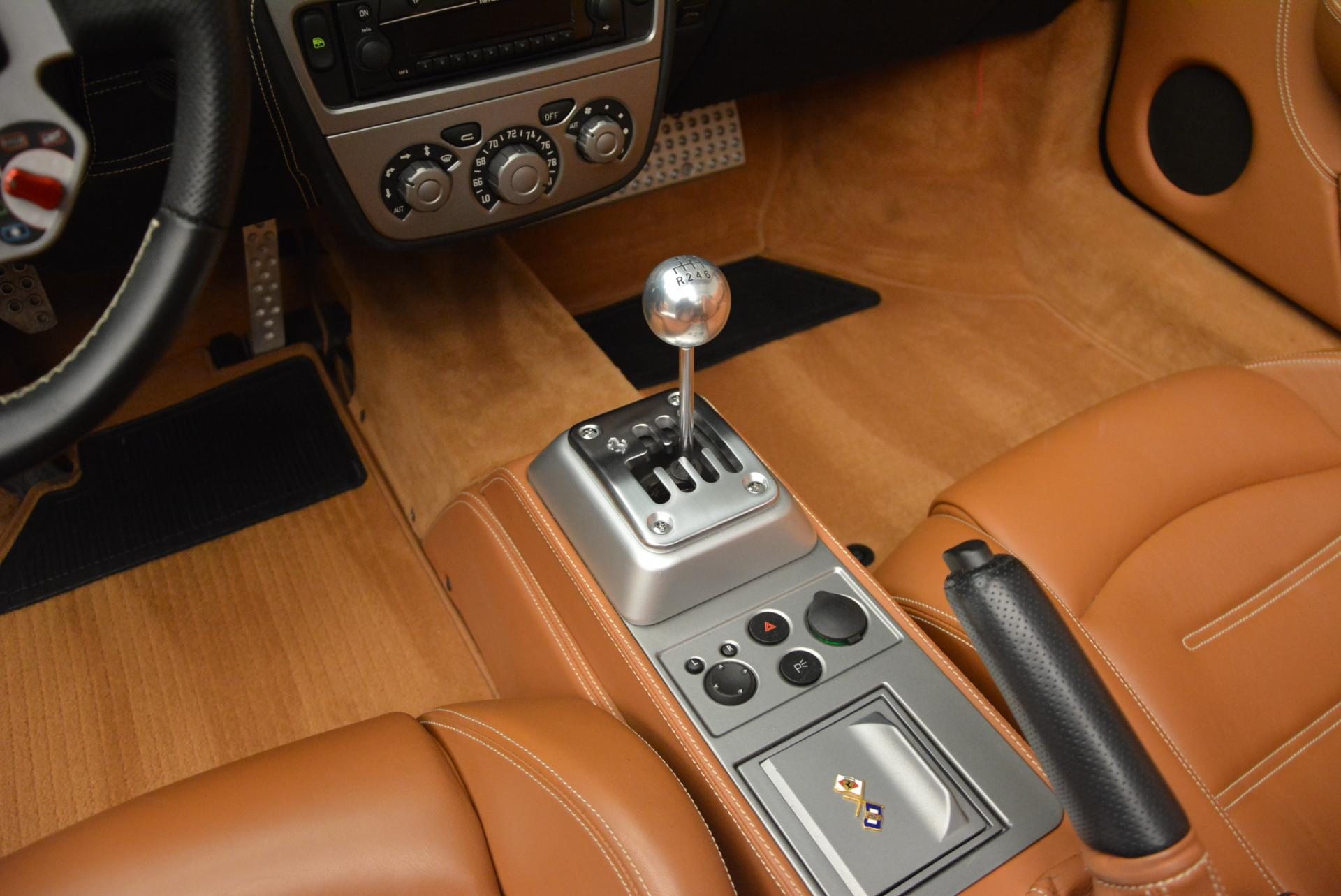 Used 2005 Ferrari F430 Spider 6-Speed Manual For Sale In Greenwich, CT 135_p29