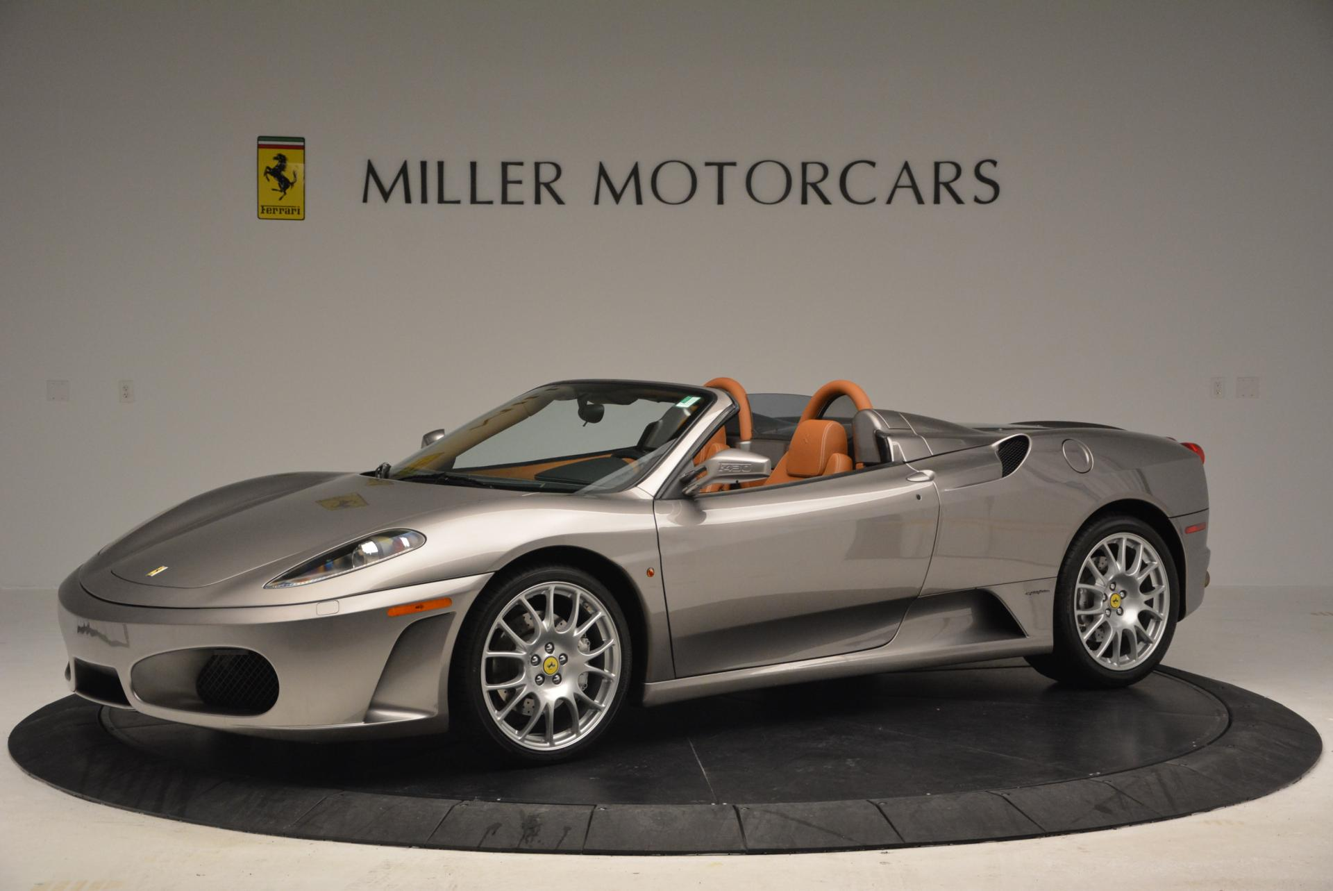 Used 2005 Ferrari F430 Spider 6-Speed Manual For Sale In Greenwich, CT 135_p2