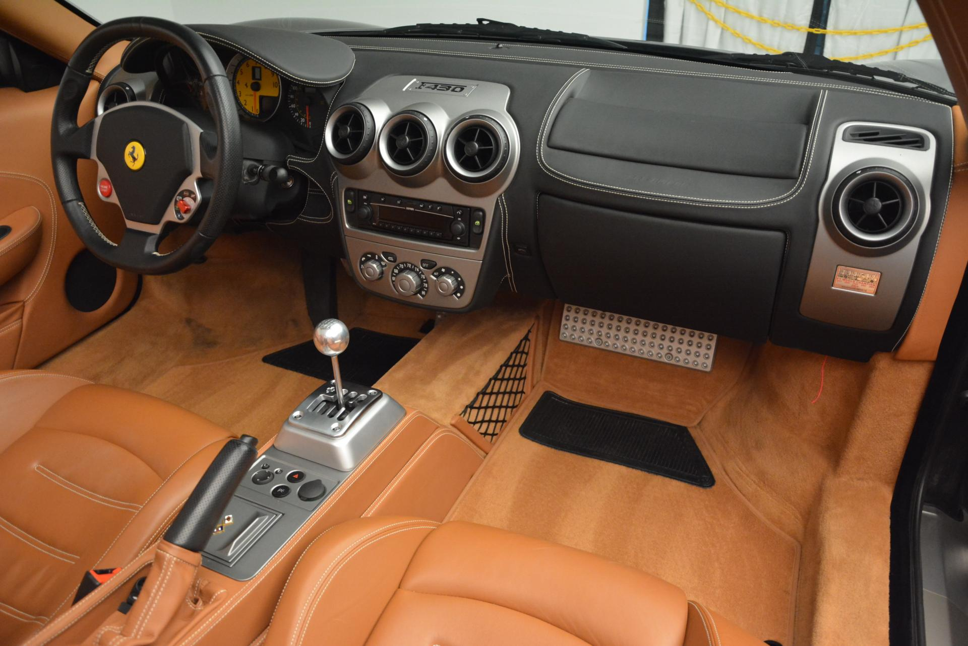 Used 2005 Ferrari F430 Spider 6-Speed Manual For Sale In Greenwich, CT 135_p30
