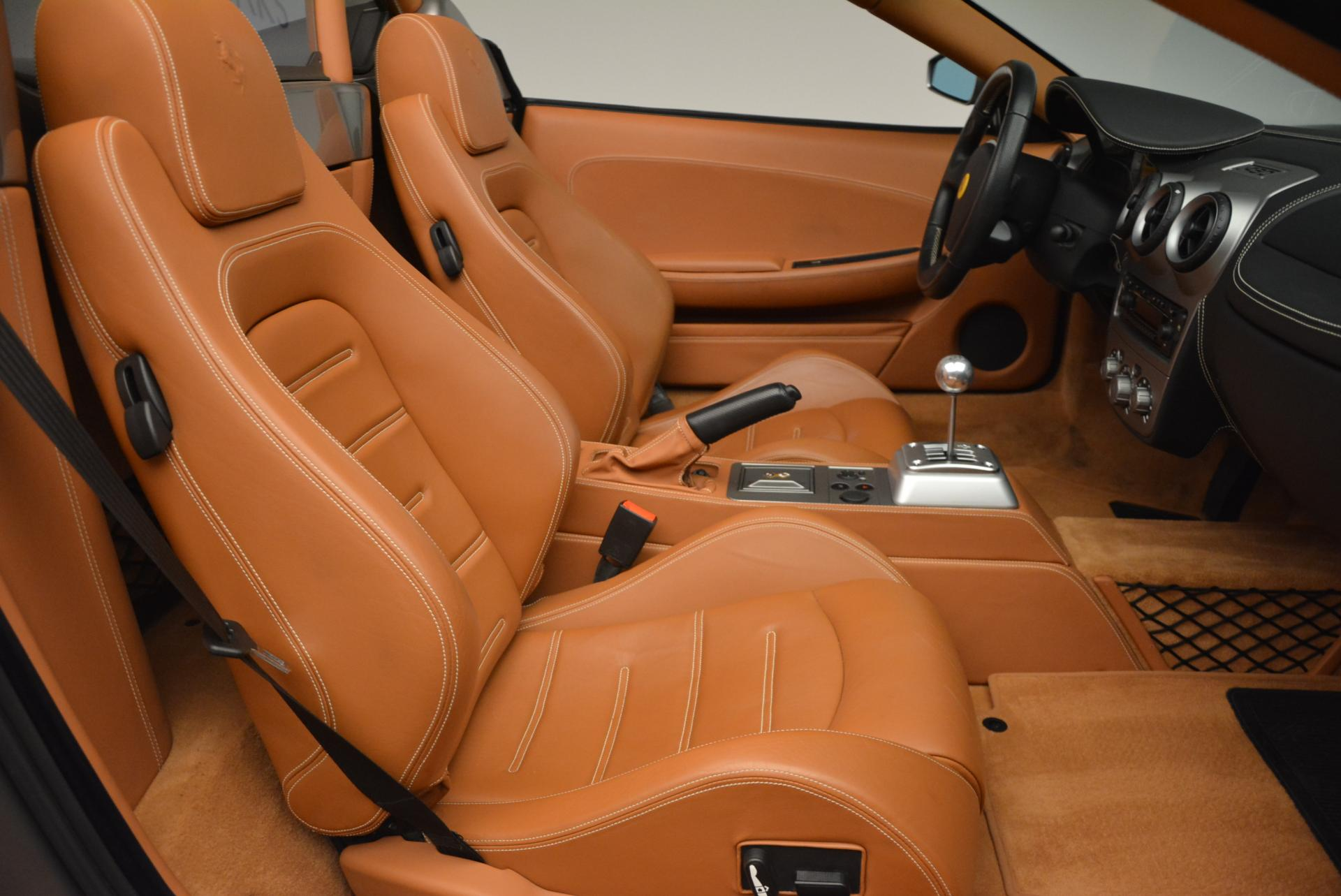 Used 2005 Ferrari F430 Spider 6-Speed Manual For Sale In Greenwich, CT 135_p31