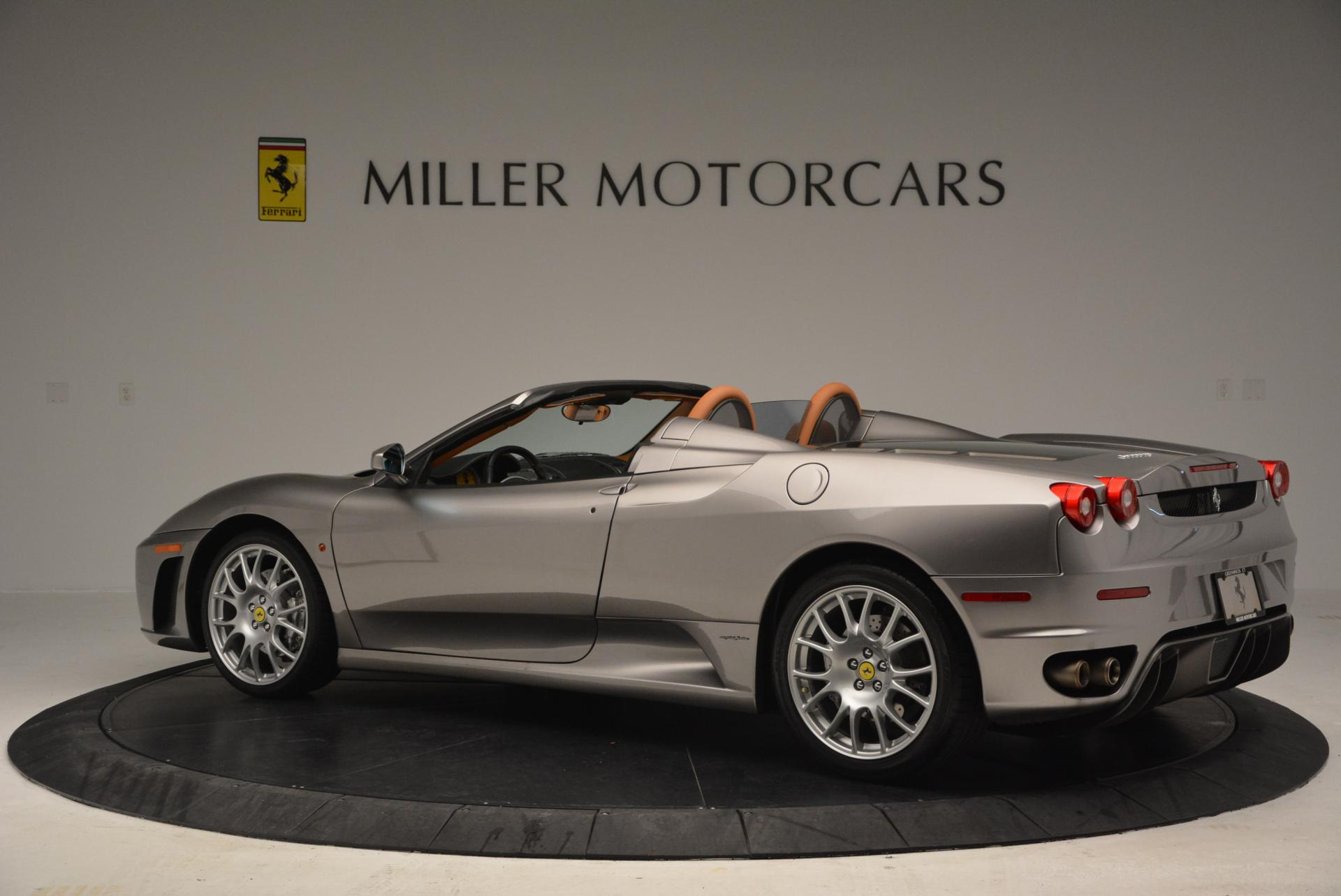 Used 2005 Ferrari F430 Spider 6-Speed Manual For Sale In Greenwich, CT 135_p4