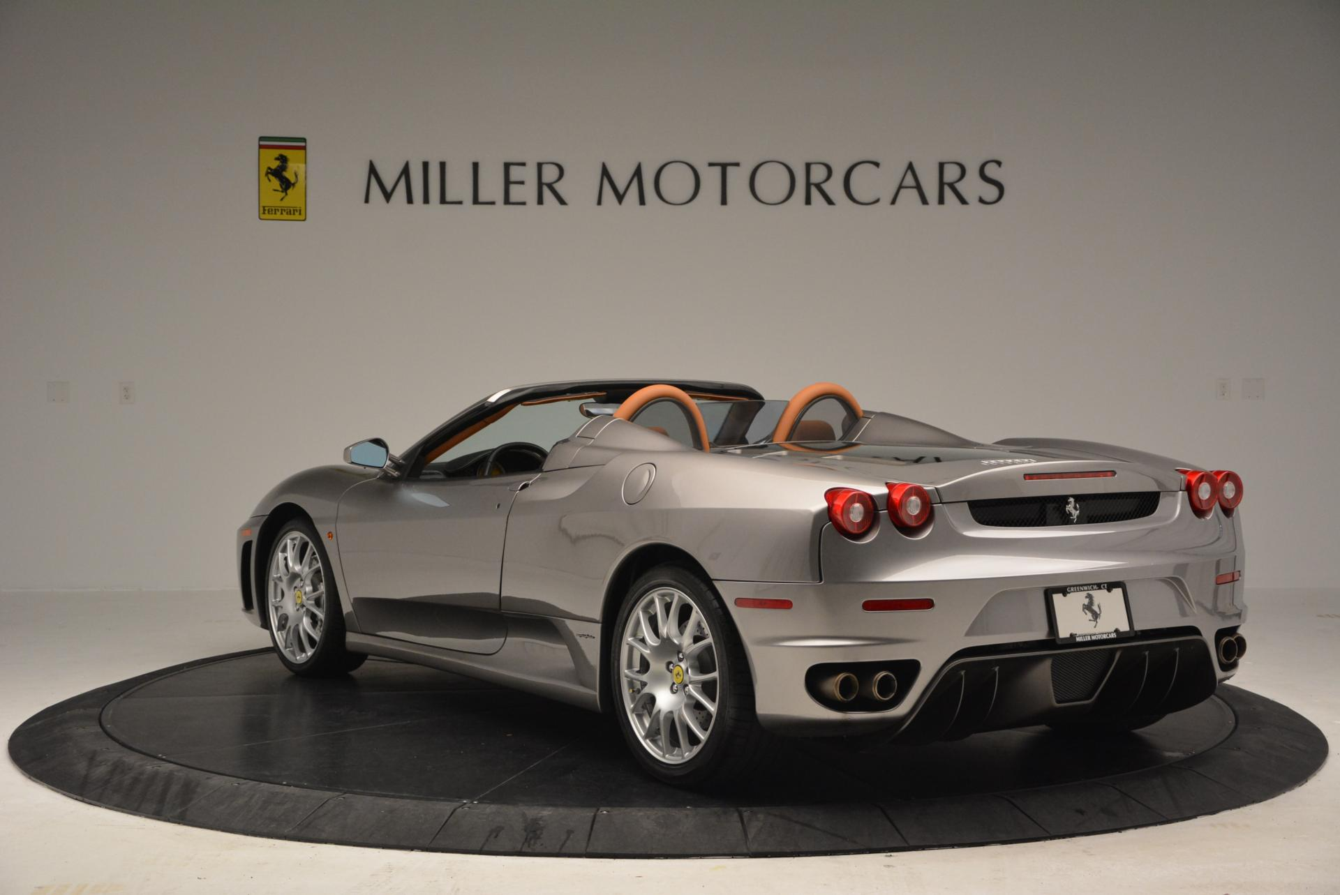 Used 2005 Ferrari F430 Spider 6-Speed Manual For Sale In Greenwich, CT 135_p5