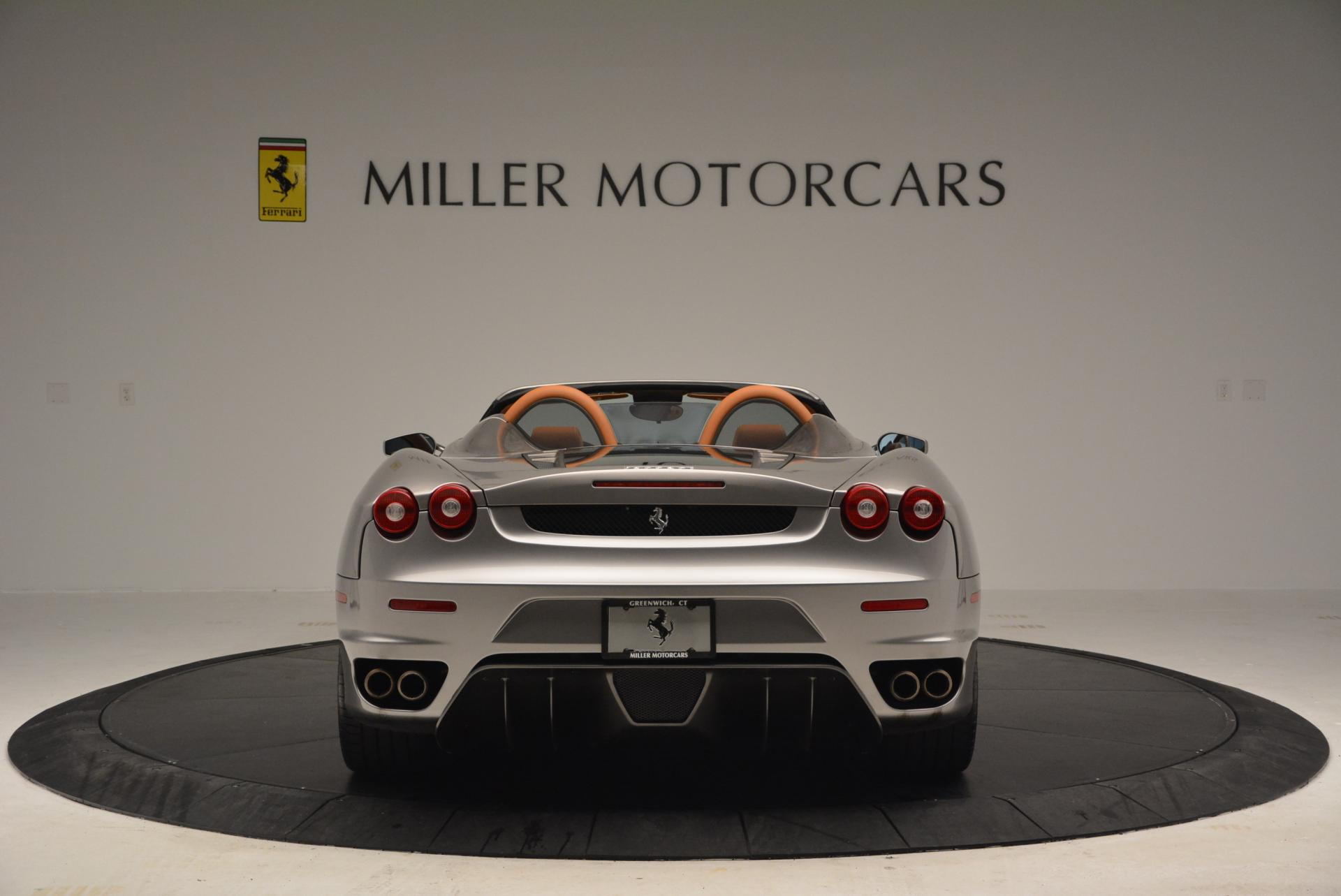 Used 2005 Ferrari F430 Spider 6-Speed Manual For Sale In Greenwich, CT 135_p6