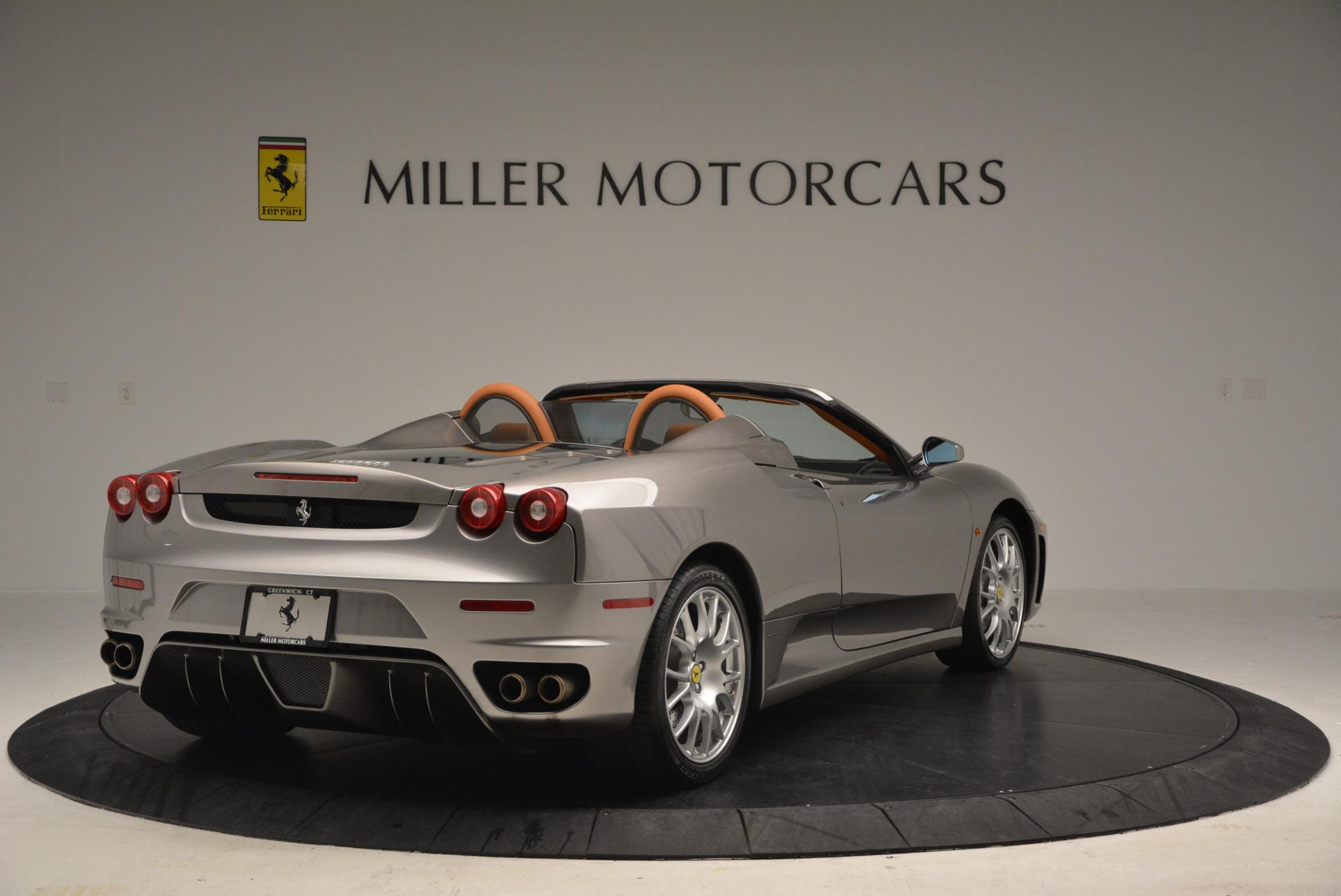 Used 2005 Ferrari F430 Spider 6-Speed Manual For Sale In Greenwich, CT 135_p7