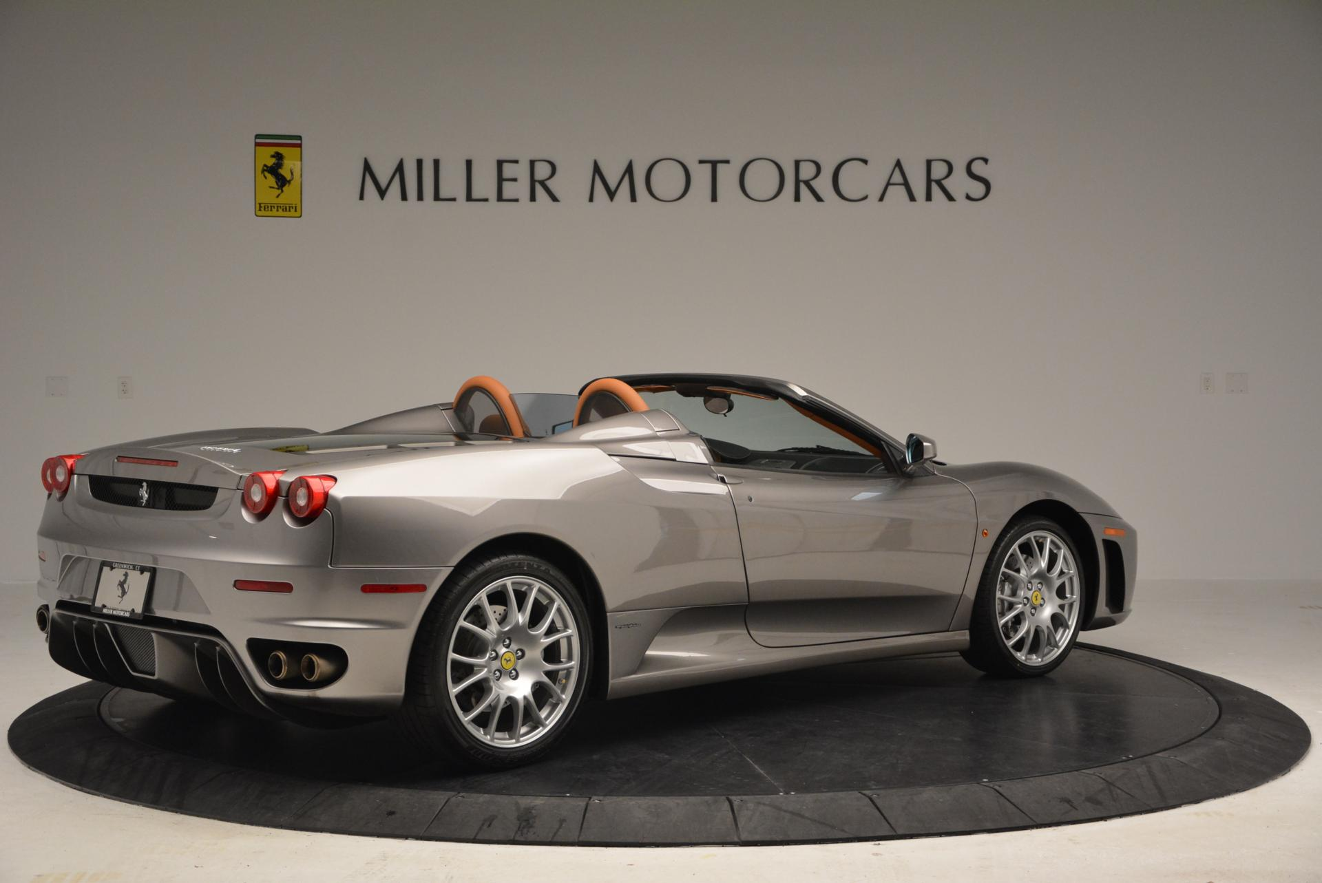 Used 2005 Ferrari F430 Spider 6-Speed Manual For Sale In Greenwich, CT 135_p8
