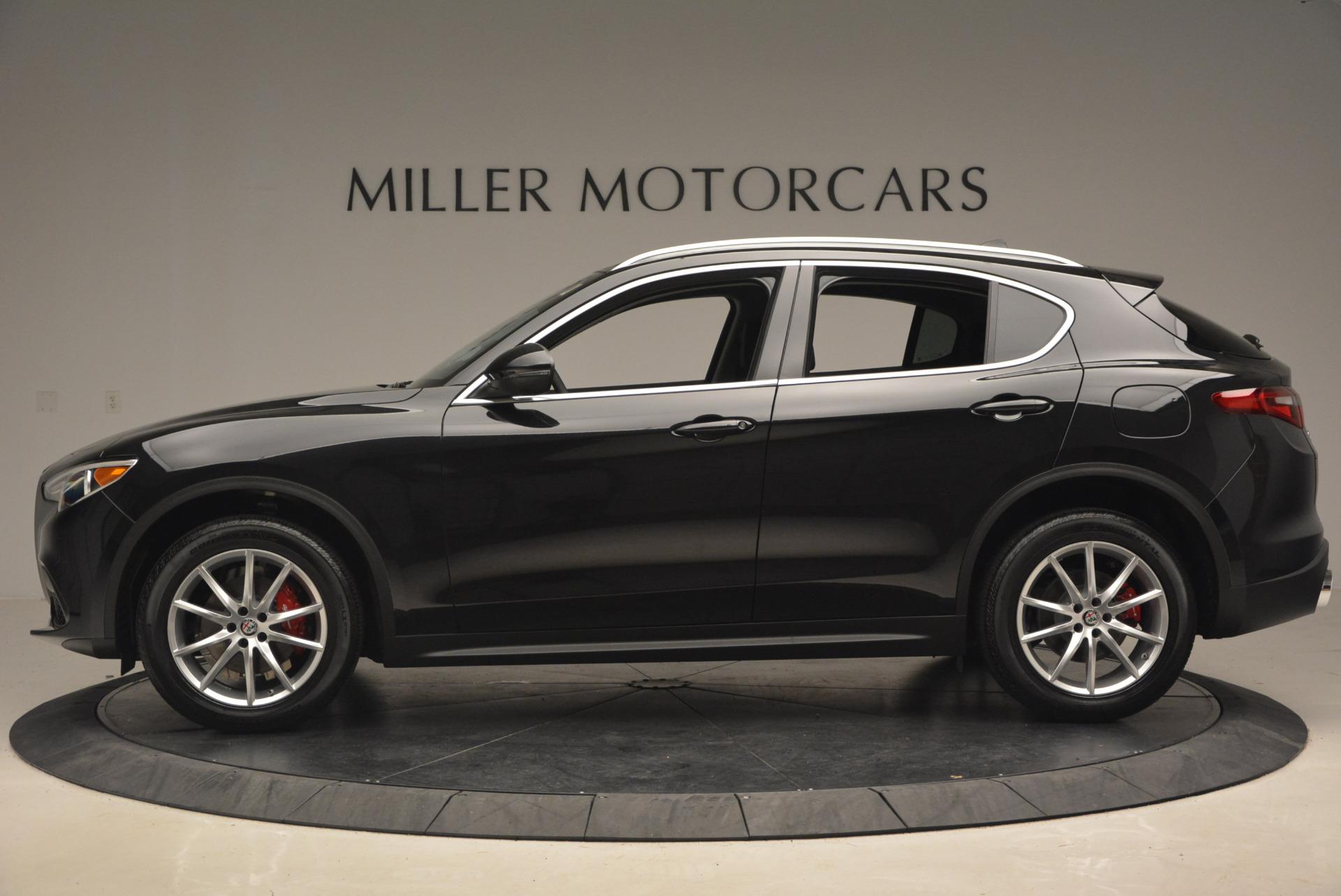 New 2018 Alfa Romeo Stelvio Ti Q4 For Sale In Greenwich, CT 1351_p2