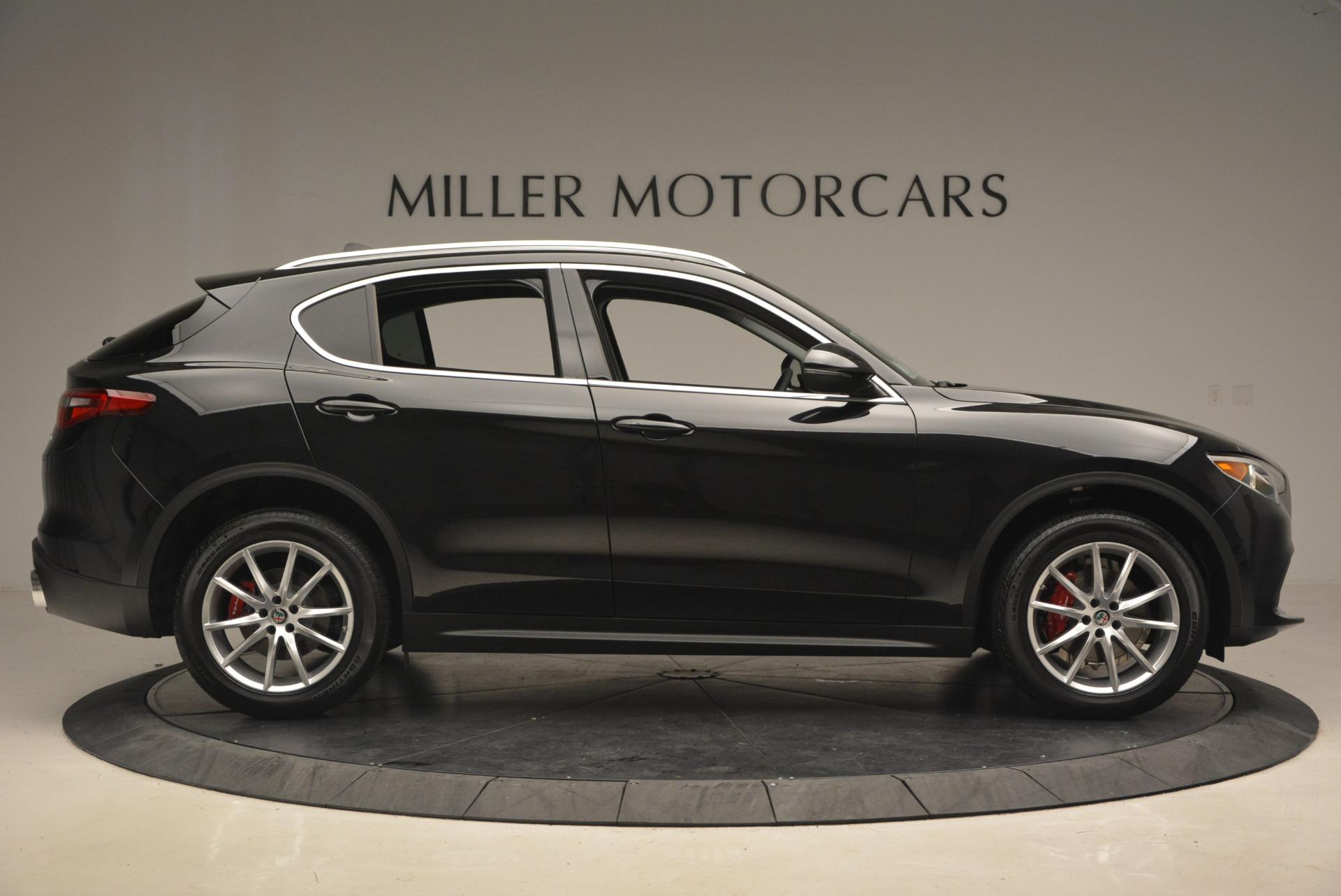 New 2018 Alfa Romeo Stelvio Ti Q4 For Sale In Greenwich, CT 1351_p8