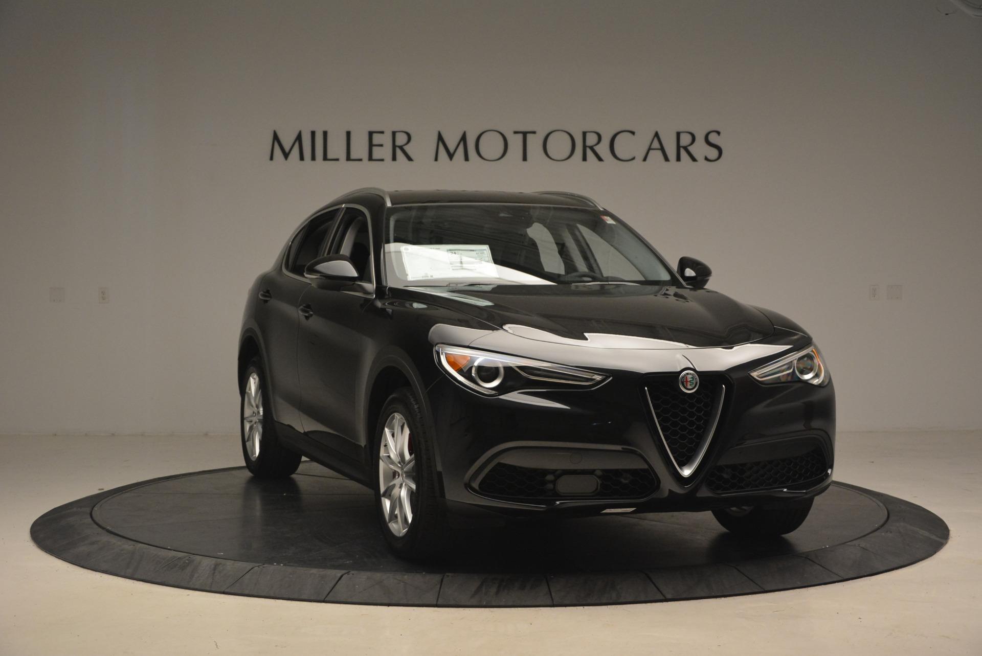New 2018 Alfa Romeo Stelvio Ti Q4 For Sale In Greenwich, CT 1352_p11
