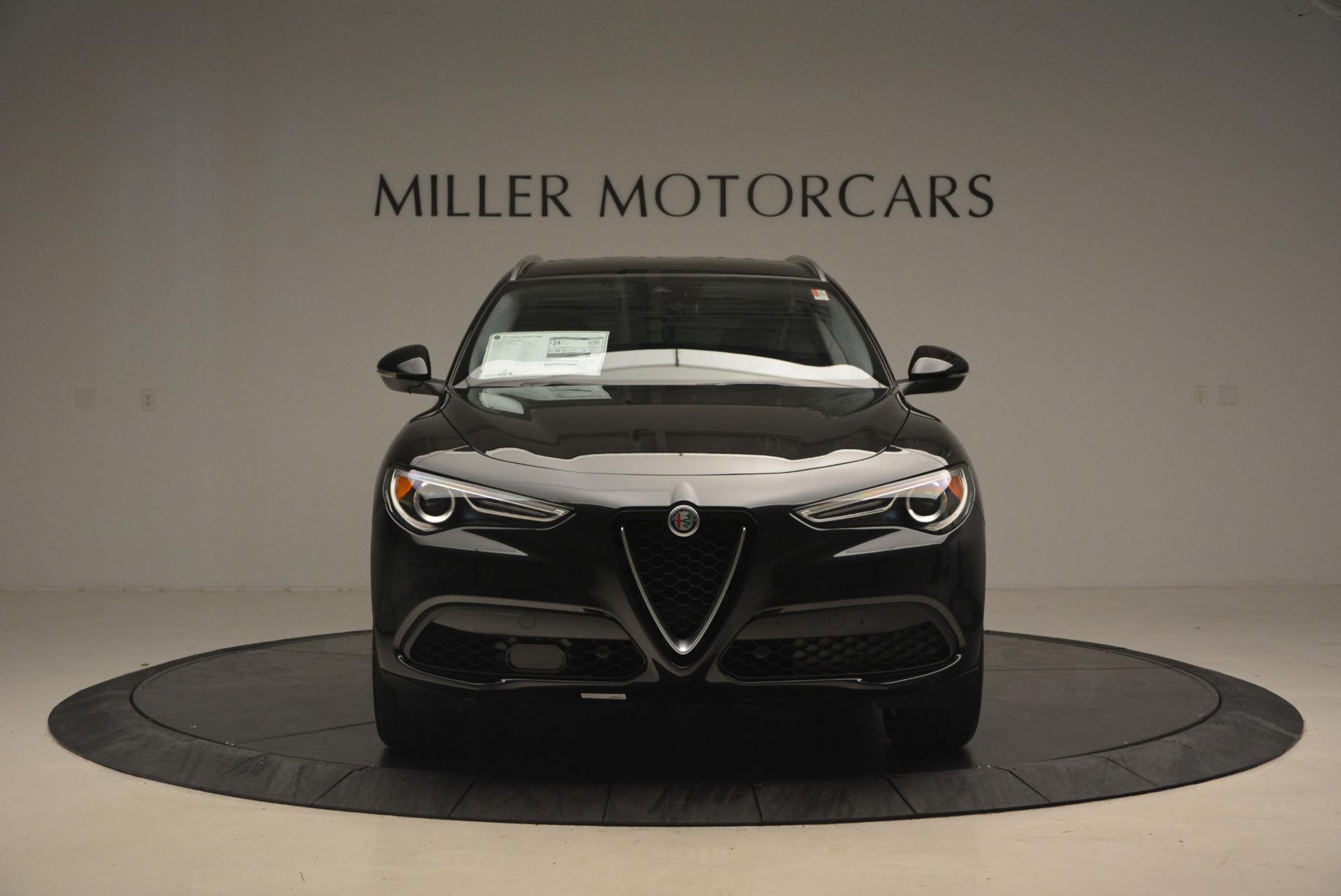New 2018 Alfa Romeo Stelvio Ti Q4 For Sale In Greenwich, CT 1352_p12