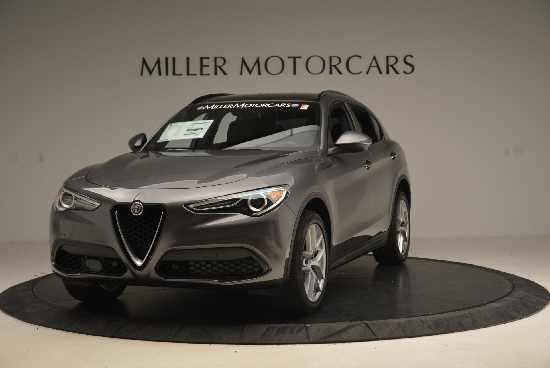 New 2018 Alfa Romeo Stelvio Ti Sport Q4 For Sale In Greenwich, CT 1353_main