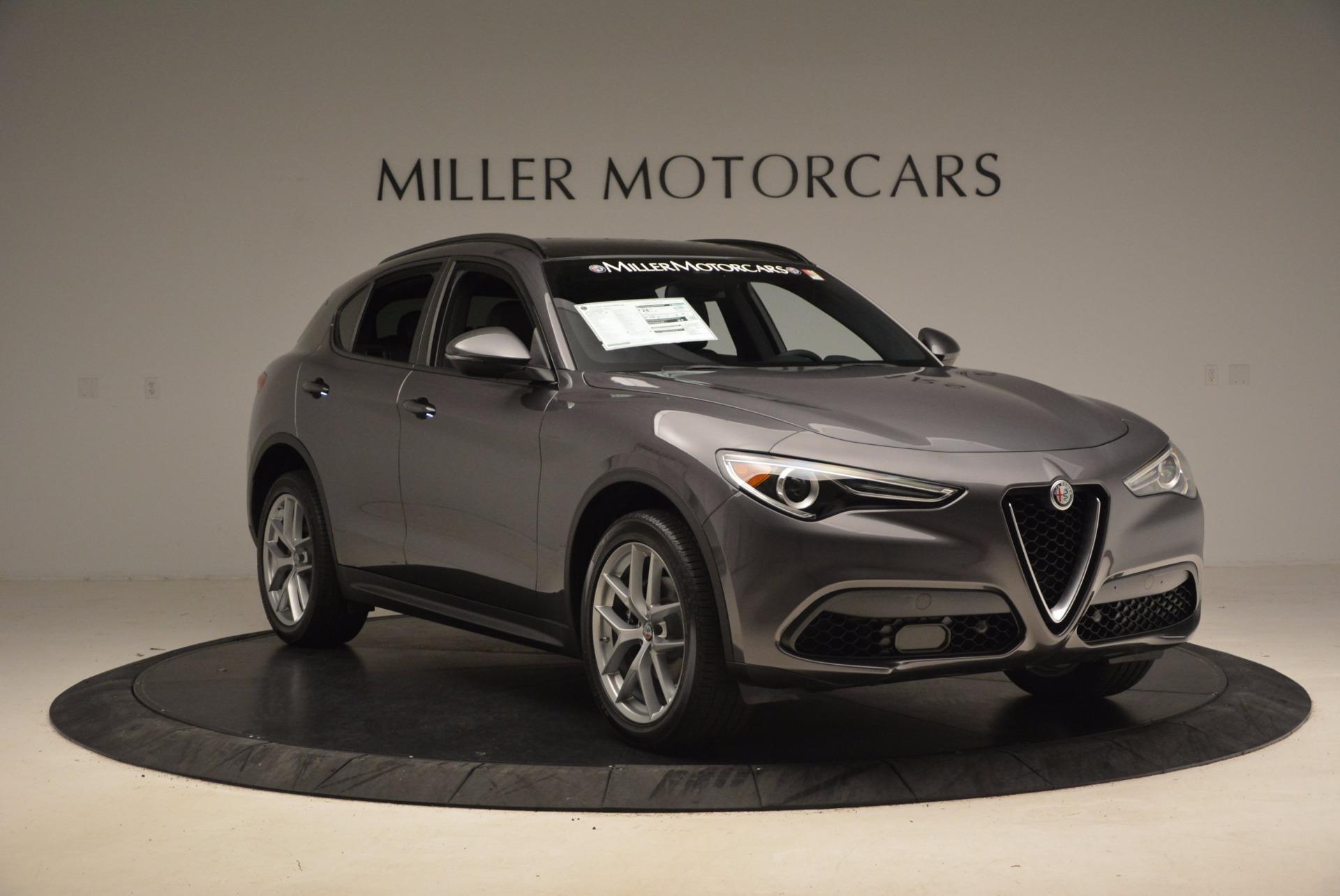 New 2018 Alfa Romeo Stelvio Ti Sport Q4 For Sale In Greenwich, CT 1353_p11