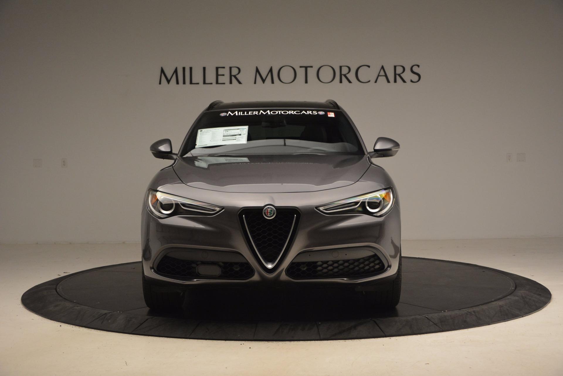 New 2018 Alfa Romeo Stelvio Ti Sport Q4 For Sale In Greenwich, CT 1353_p12