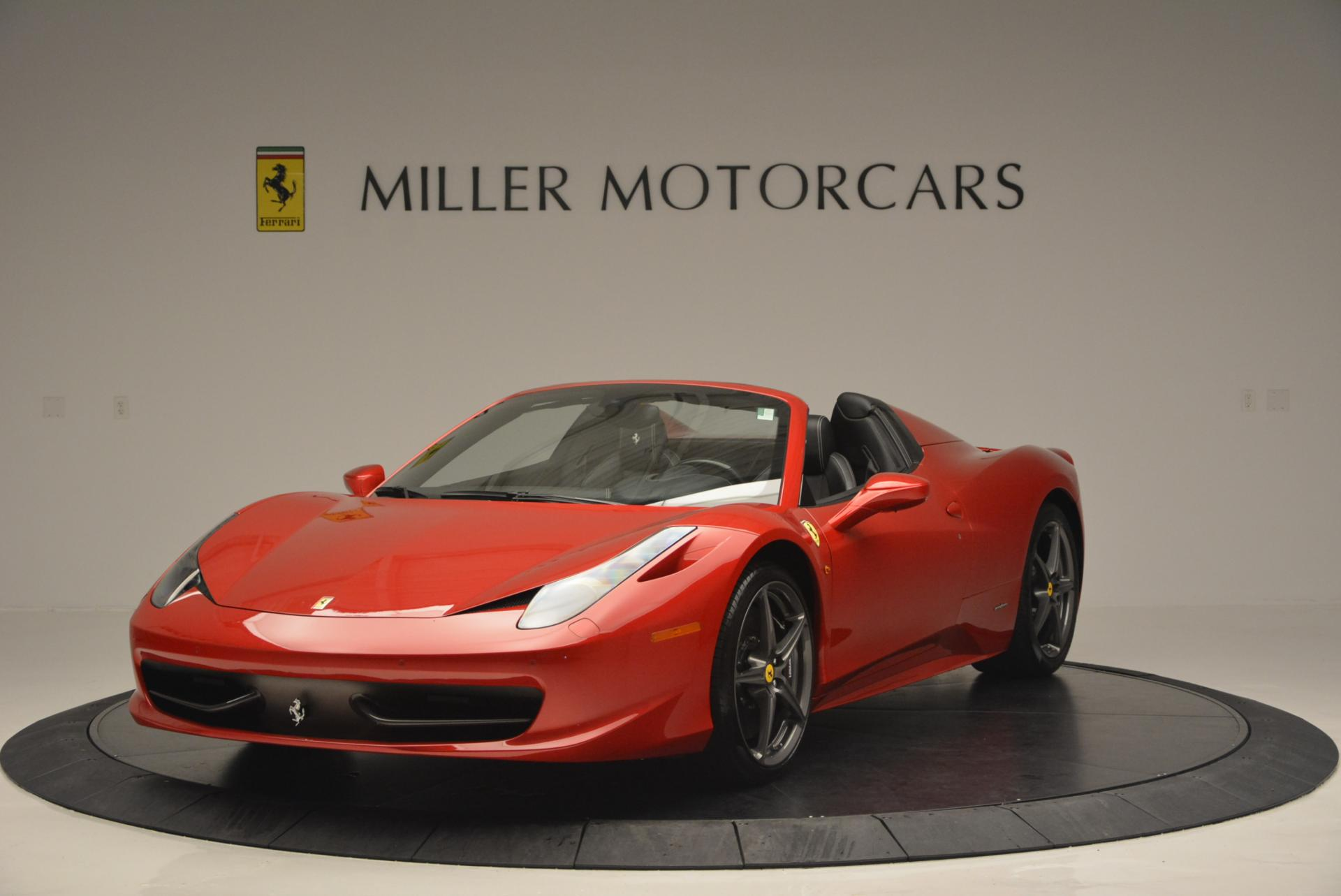 Used 2013 Ferrari 458 Spider  For Sale In Greenwich, CT