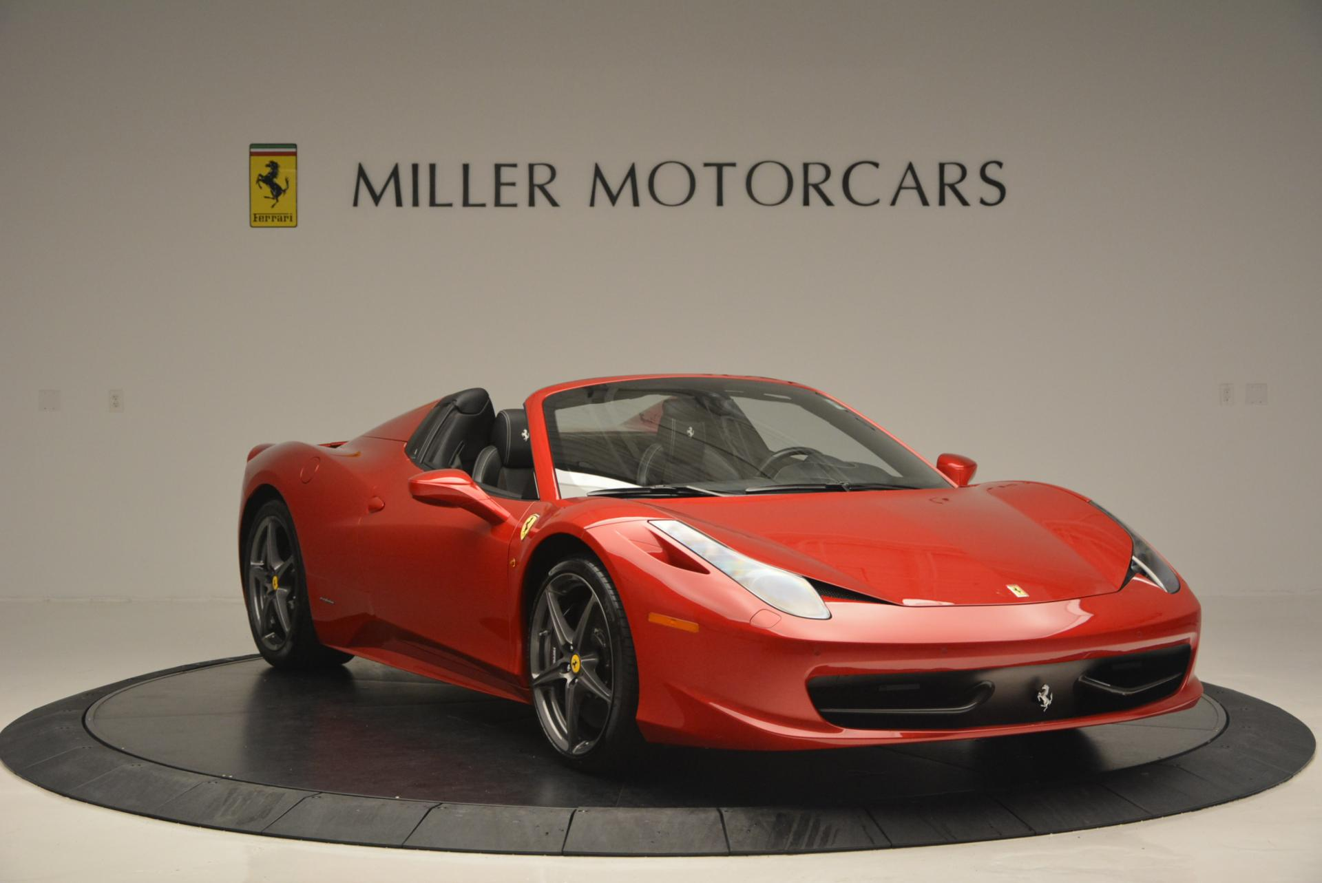 Used 2013 Ferrari 458 Spider  For Sale In Greenwich, CT 136_p11