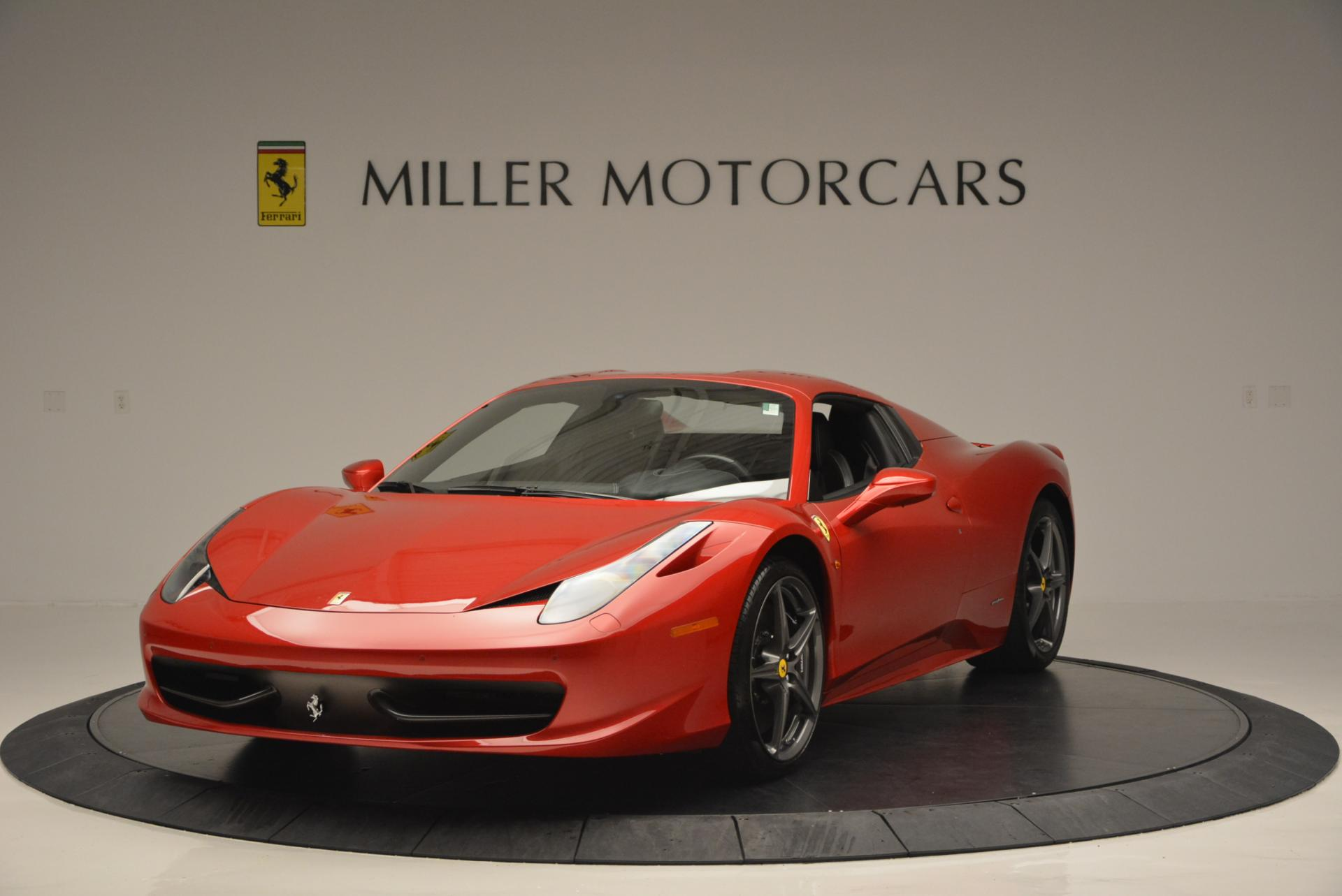 Used 2013 Ferrari 458 Spider  For Sale In Greenwich, CT 136_p13