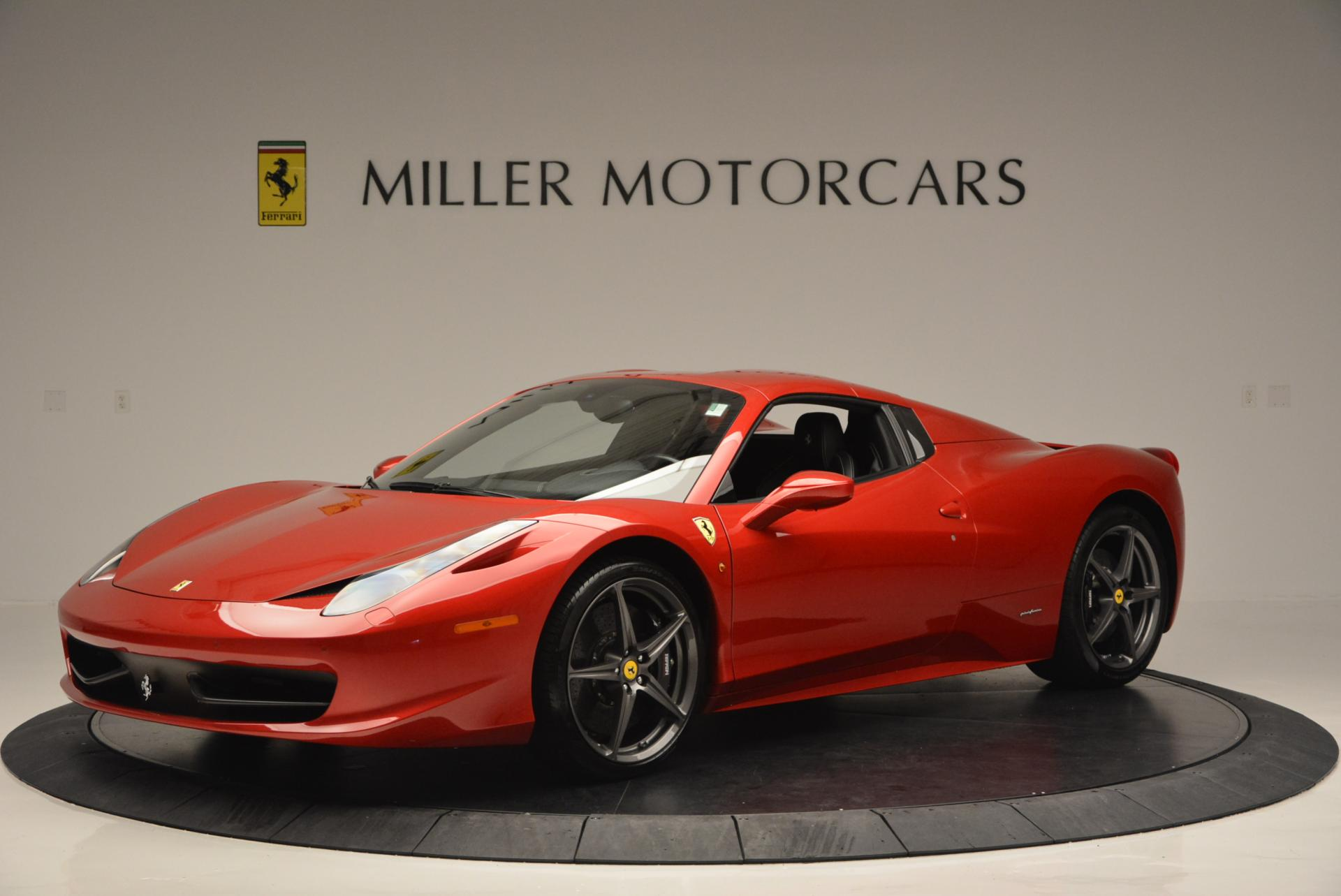 Used 2013 Ferrari 458 Spider  For Sale In Greenwich, CT 136_p14