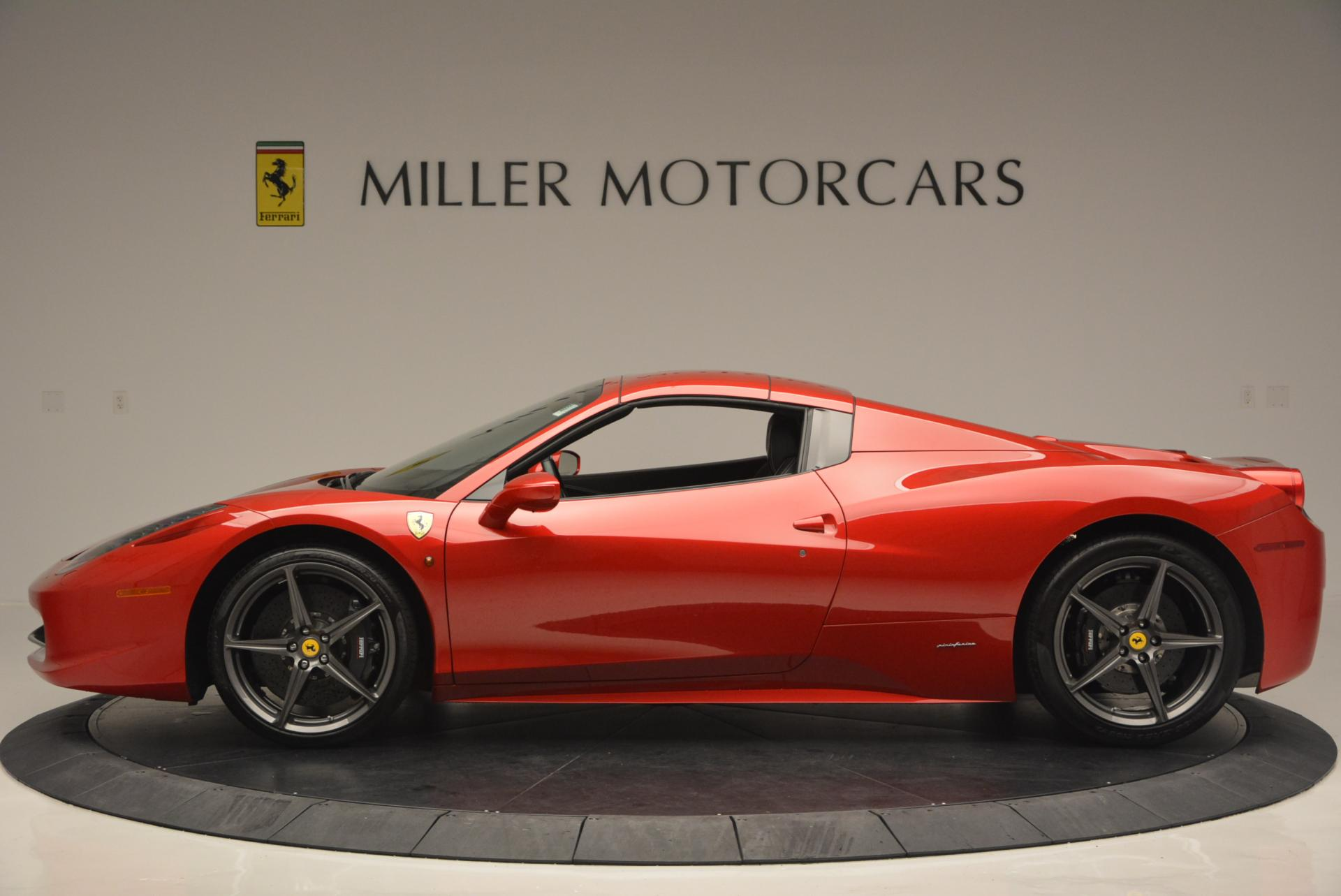 Used 2013 Ferrari 458 Spider  For Sale In Greenwich, CT 136_p15