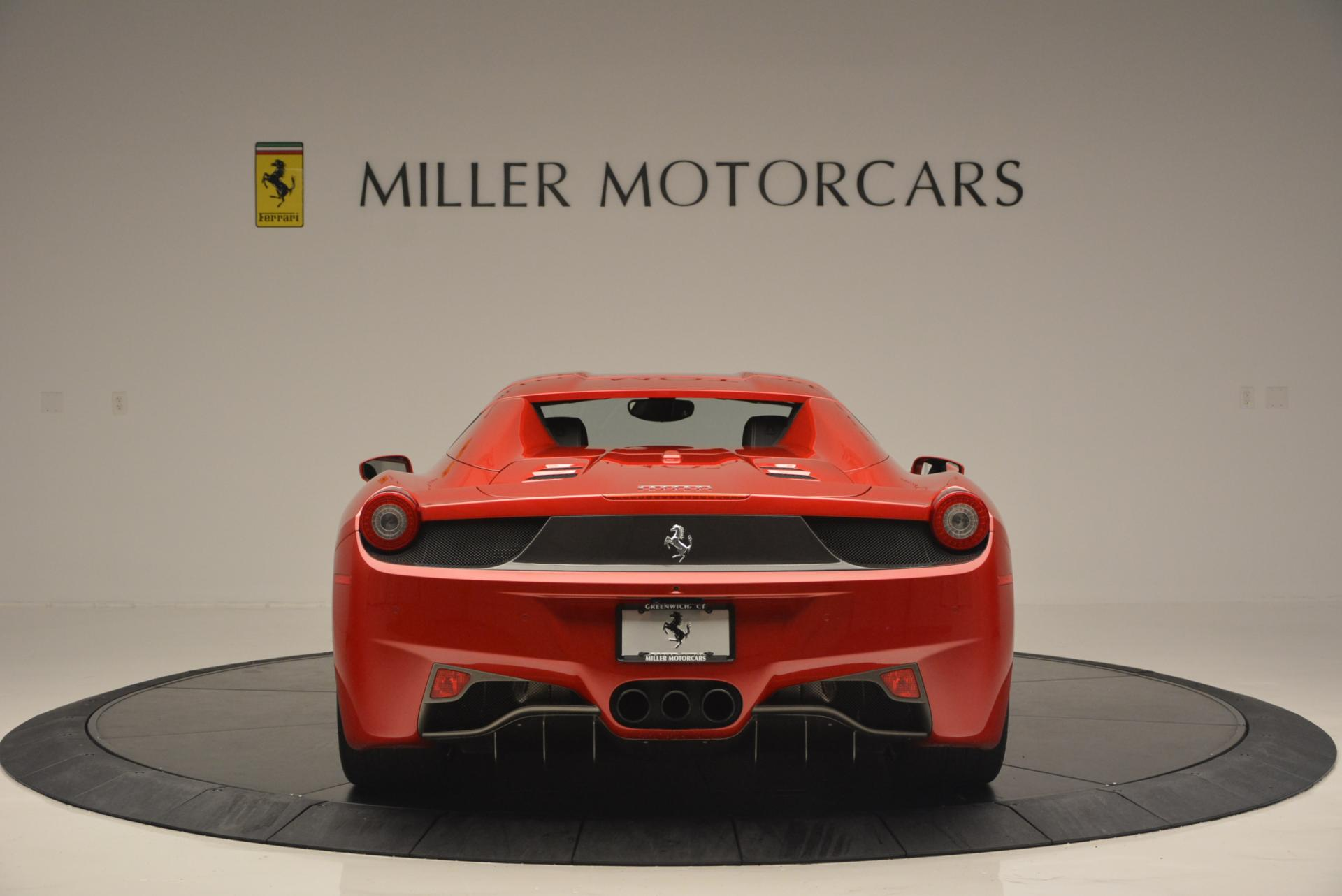 Used 2013 Ferrari 458 Spider  For Sale In Greenwich, CT 136_p18