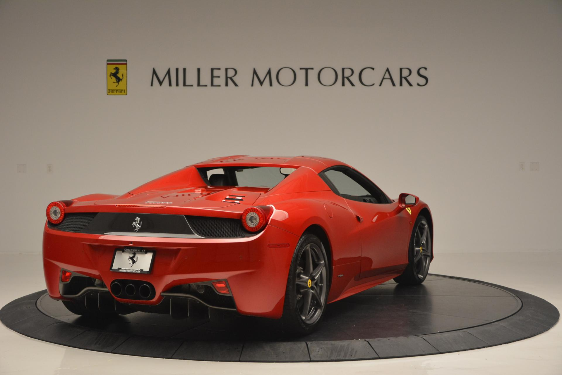 Used 2013 Ferrari 458 Spider  For Sale In Greenwich, CT 136_p19