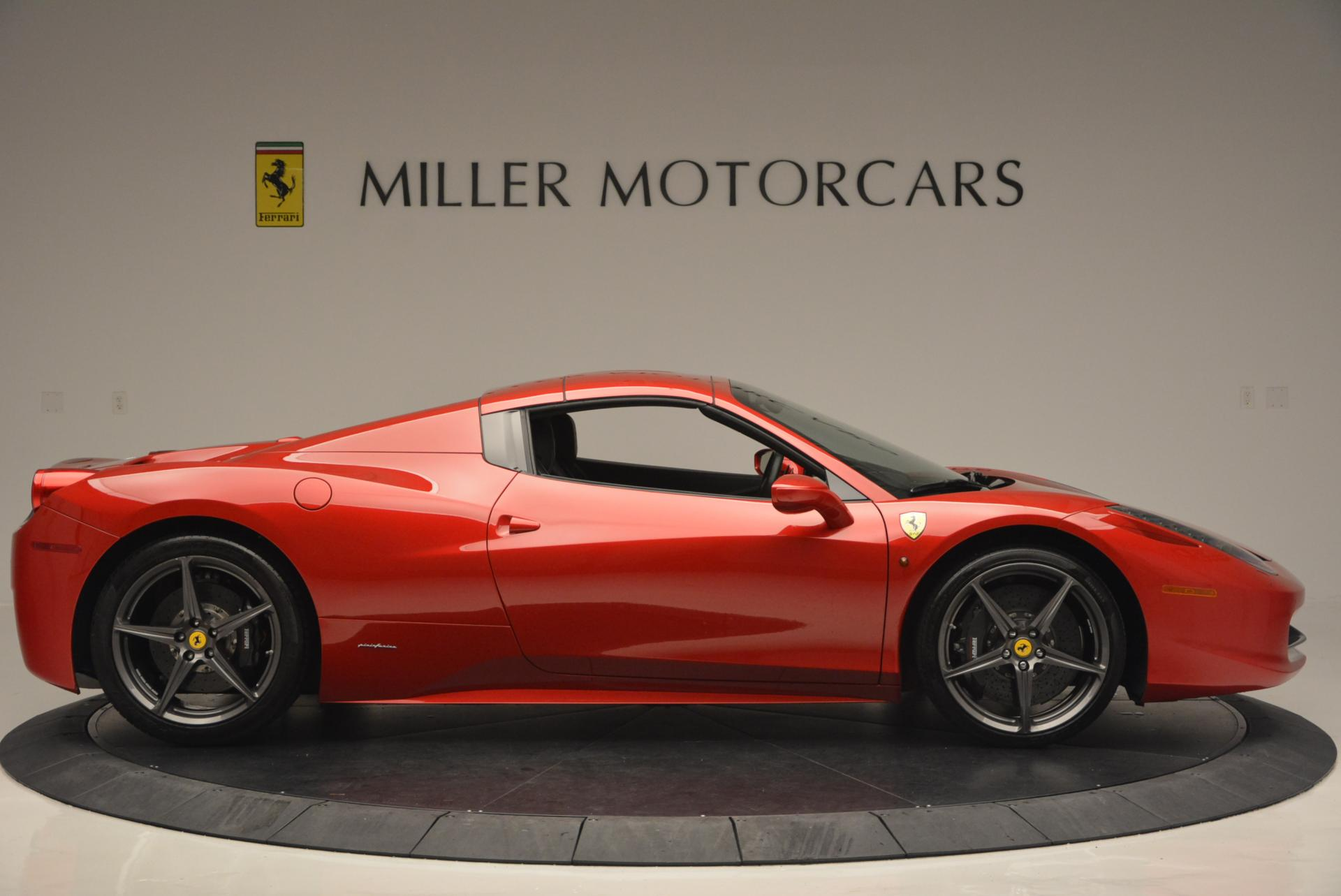 Used 2013 Ferrari 458 Spider  For Sale In Greenwich, CT 136_p21