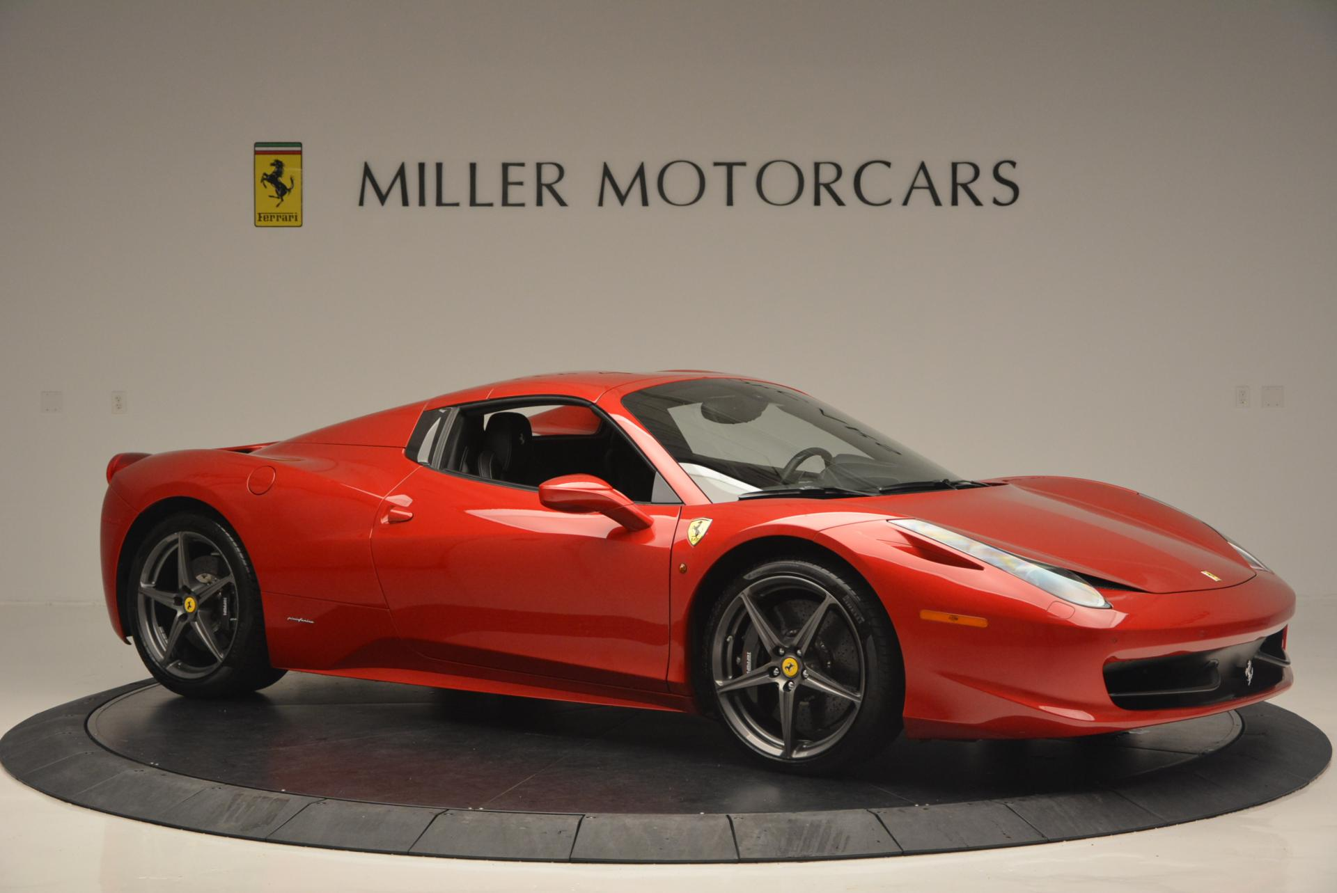 Used 2013 Ferrari 458 Spider  For Sale In Greenwich, CT 136_p22