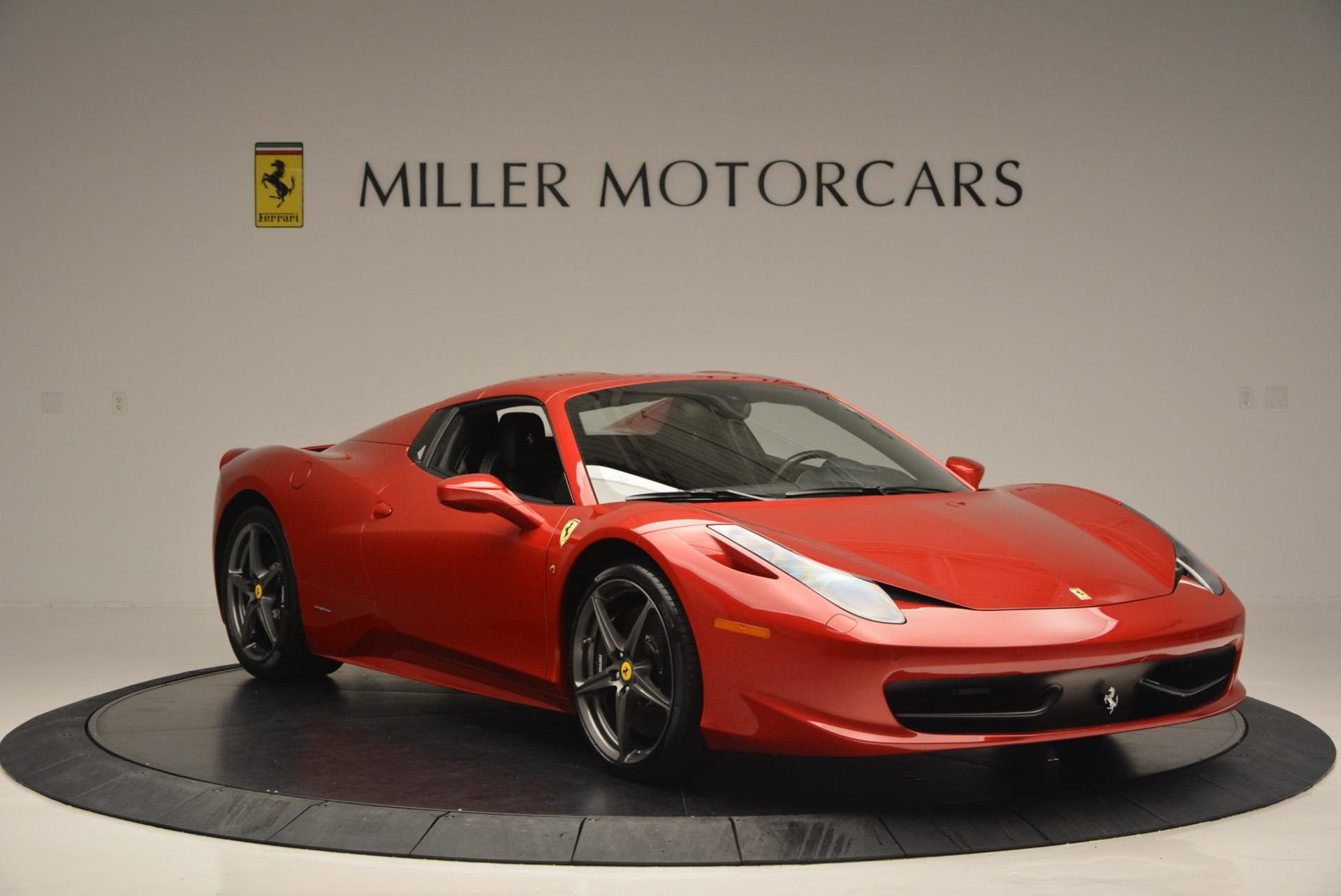 Used 2013 Ferrari 458 Spider  For Sale In Greenwich, CT 136_p23