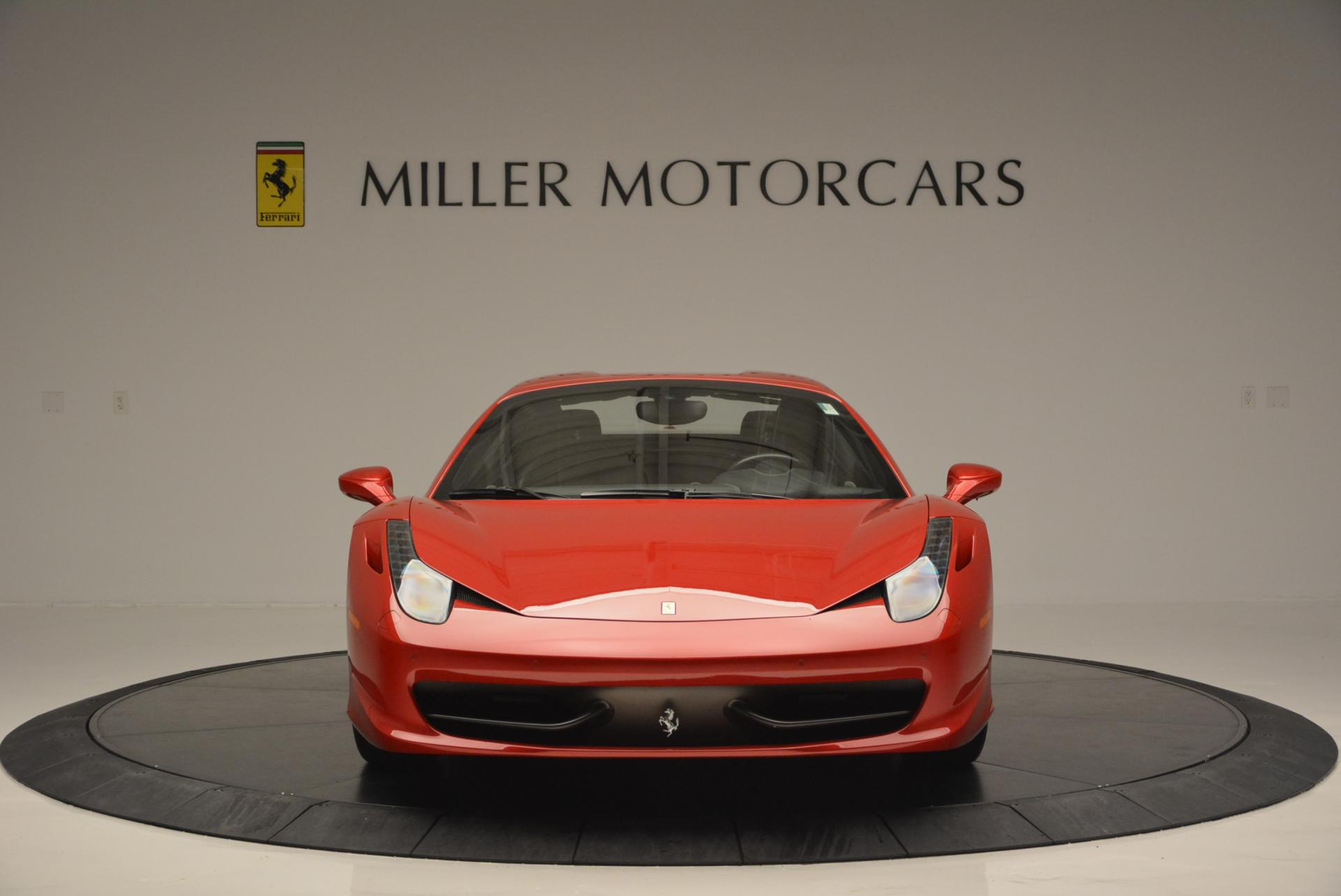 Used 2013 Ferrari 458 Spider  For Sale In Greenwich, CT 136_p24