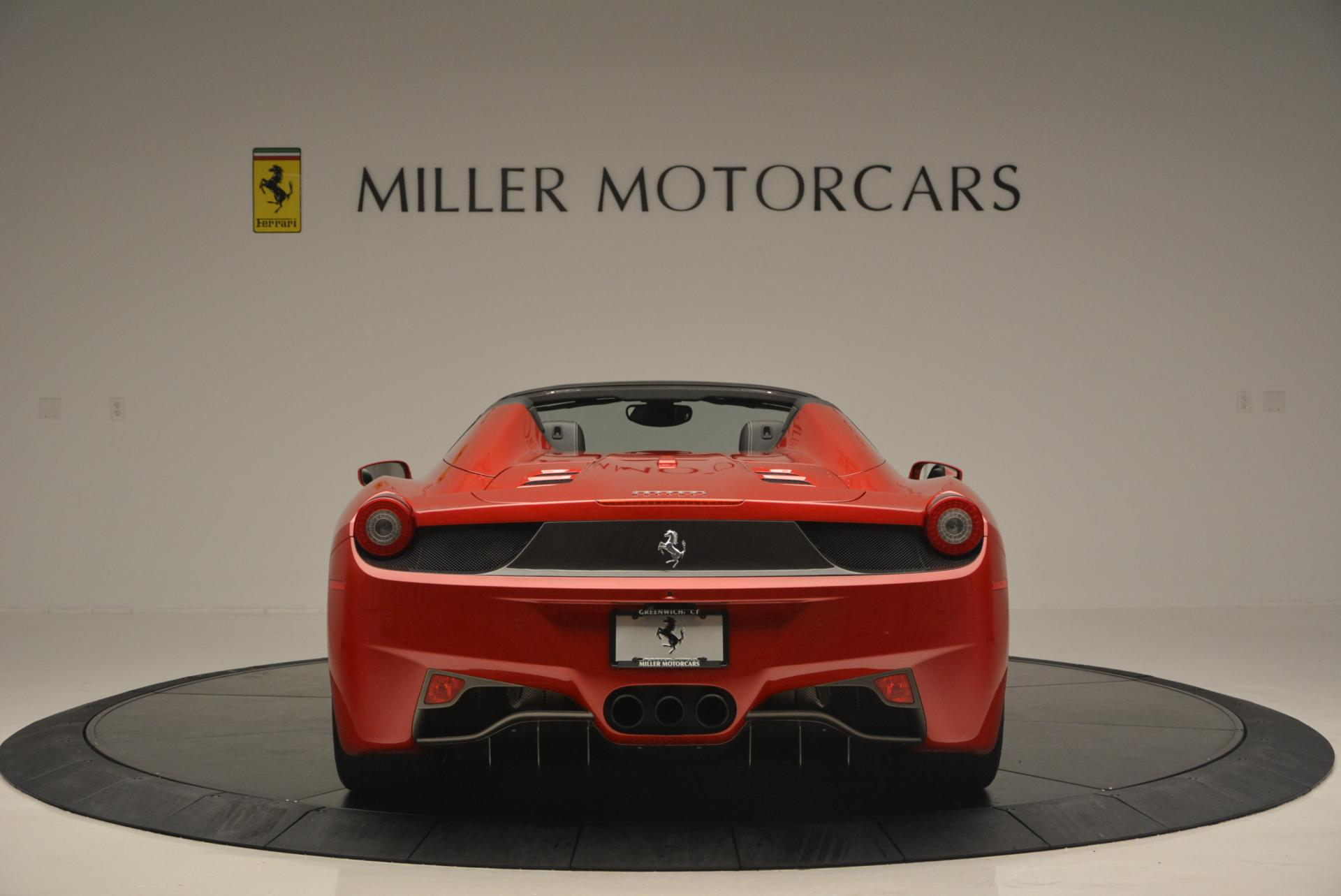 Used 2013 Ferrari 458 Spider  For Sale In Greenwich, CT 136_p6
