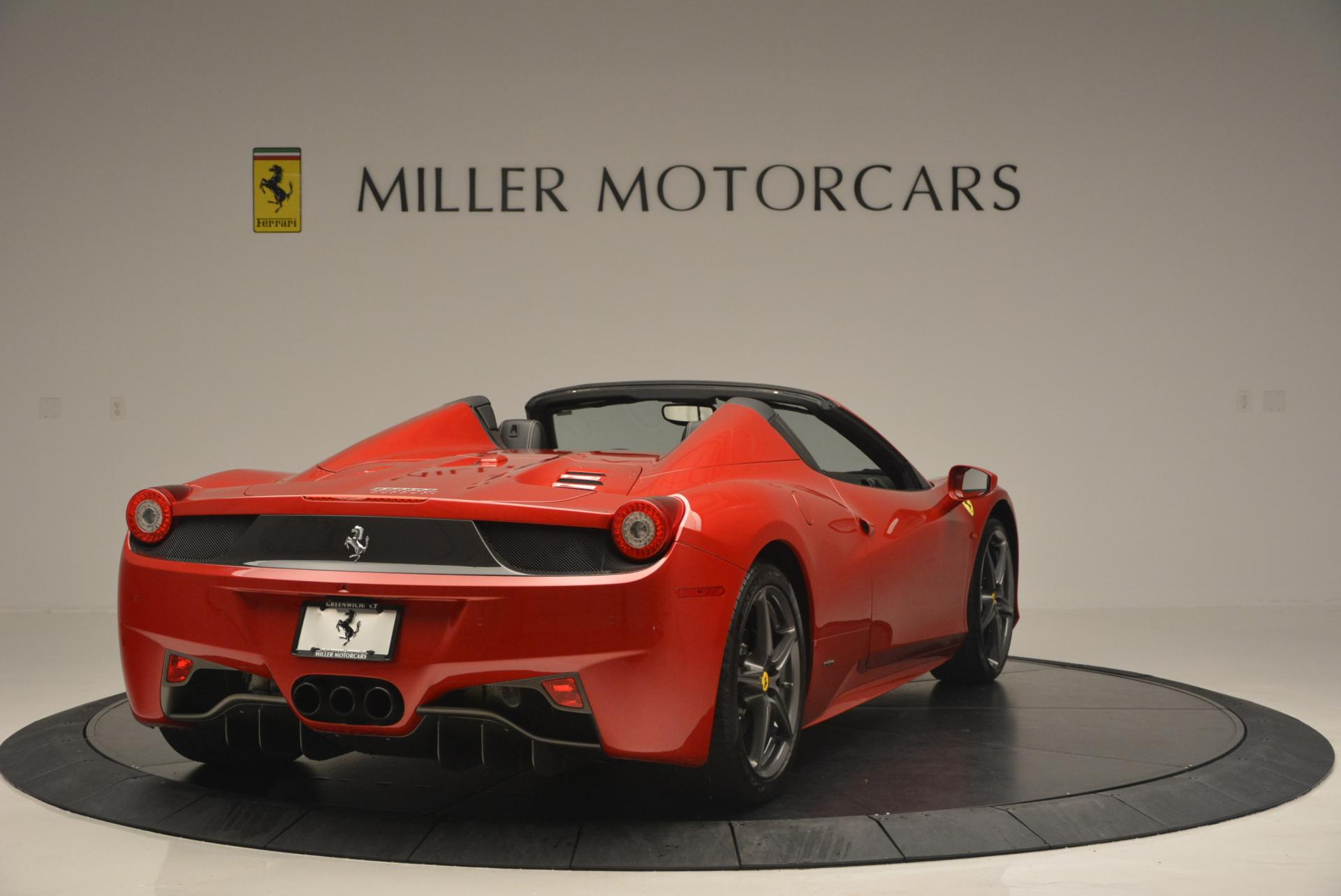 Used 2013 Ferrari 458 Spider  For Sale In Greenwich, CT 136_p7