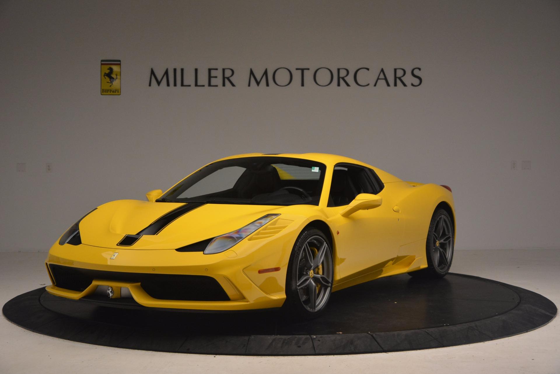 Used 2015 Ferrari 458 Speciale Aperta  For Sale In Greenwich, CT 1360_p13