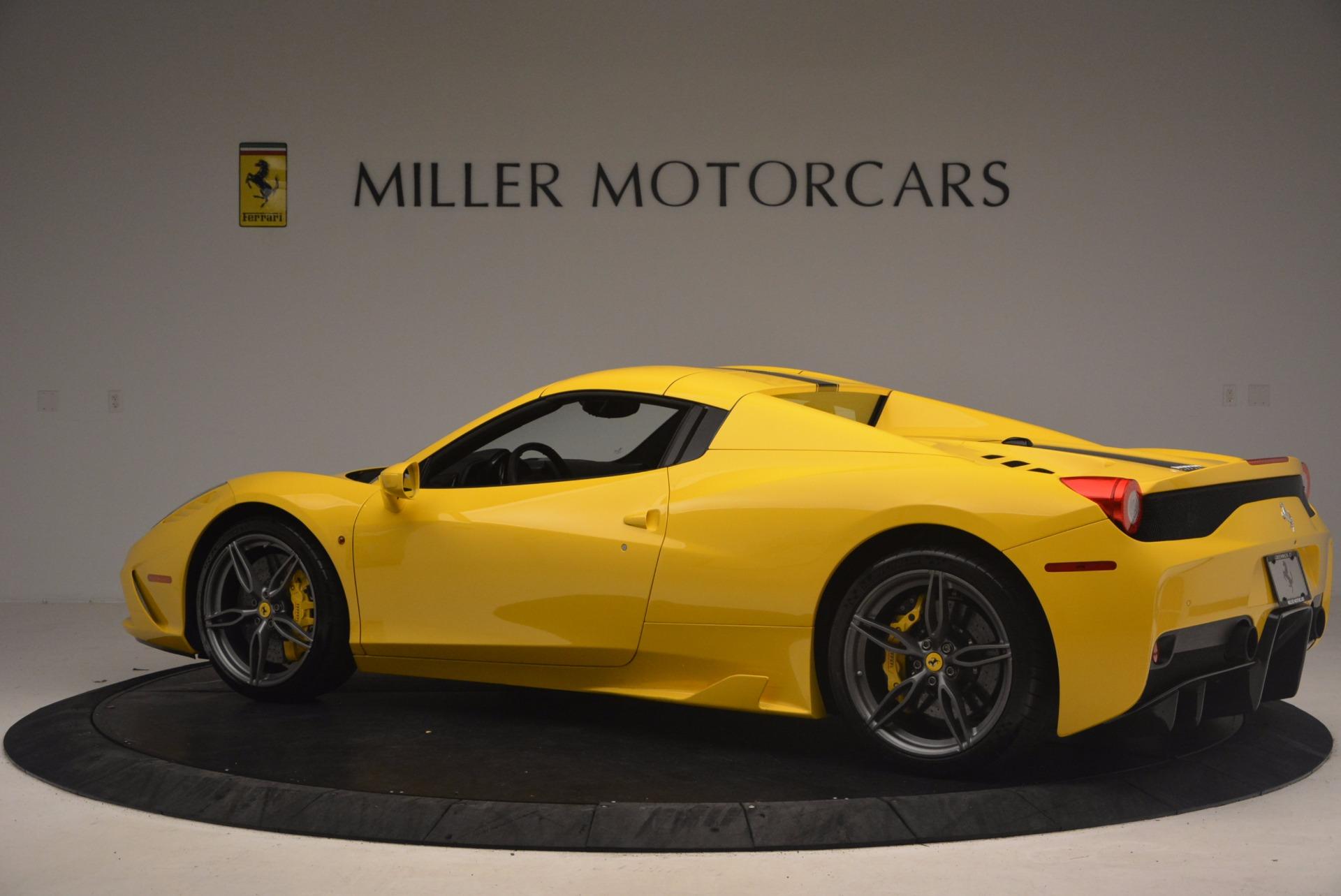 Used 2015 Ferrari 458 Speciale Aperta  For Sale In Greenwich, CT 1360_p16
