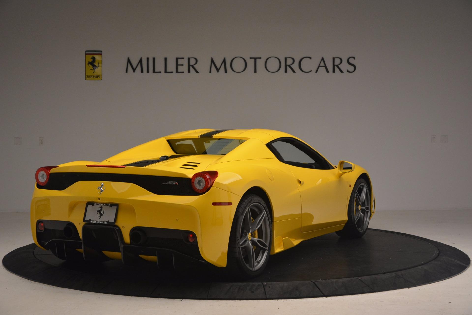 Used 2015 Ferrari 458 Speciale Aperta  For Sale In Greenwich, CT 1360_p19