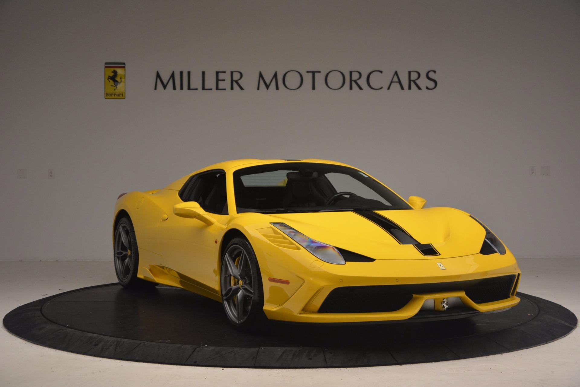 Used 2015 Ferrari 458 Speciale Aperta  For Sale In Greenwich, CT 1360_p23