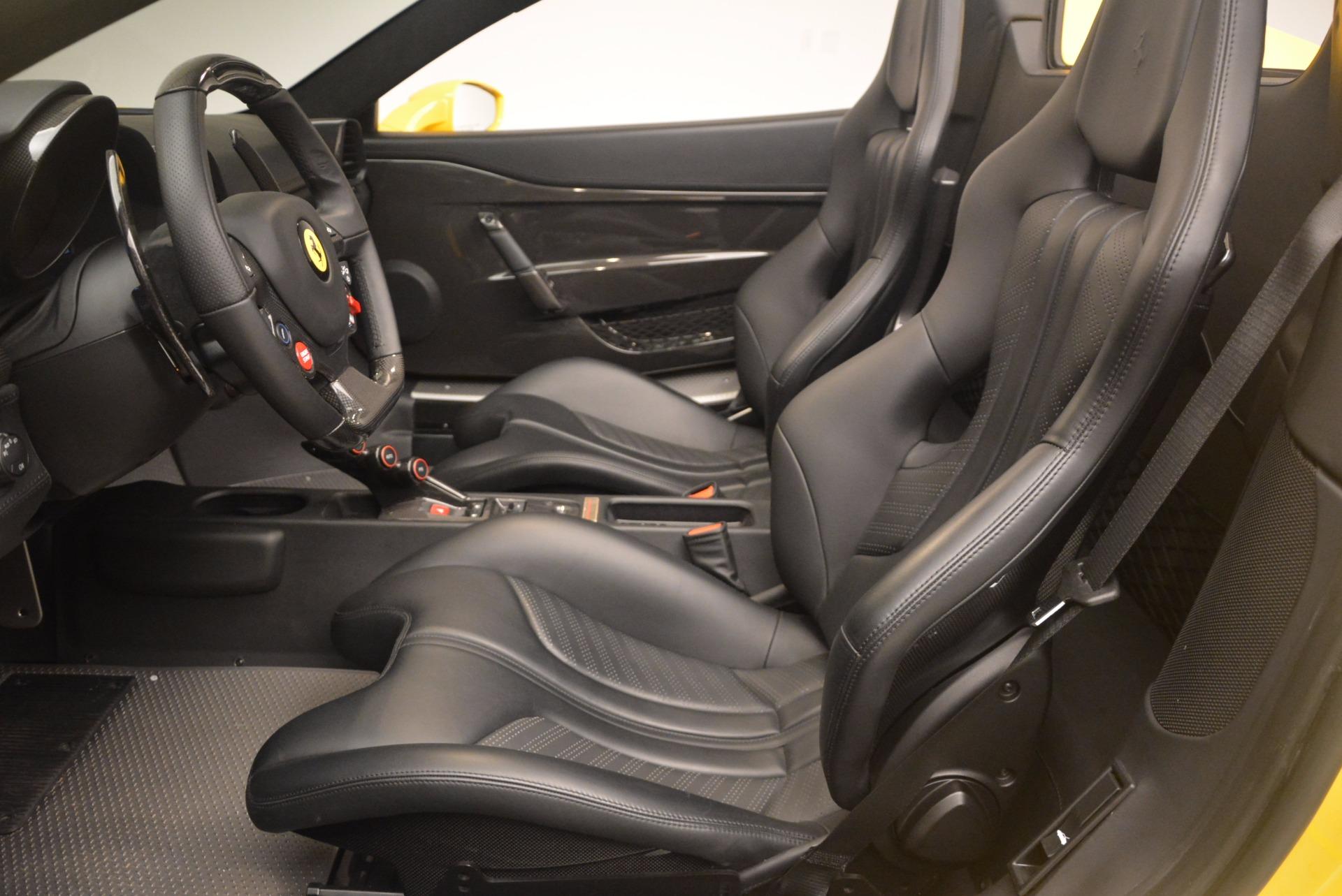 Used 2015 Ferrari 458 Speciale Aperta  For Sale In Greenwich, CT 1360_p26