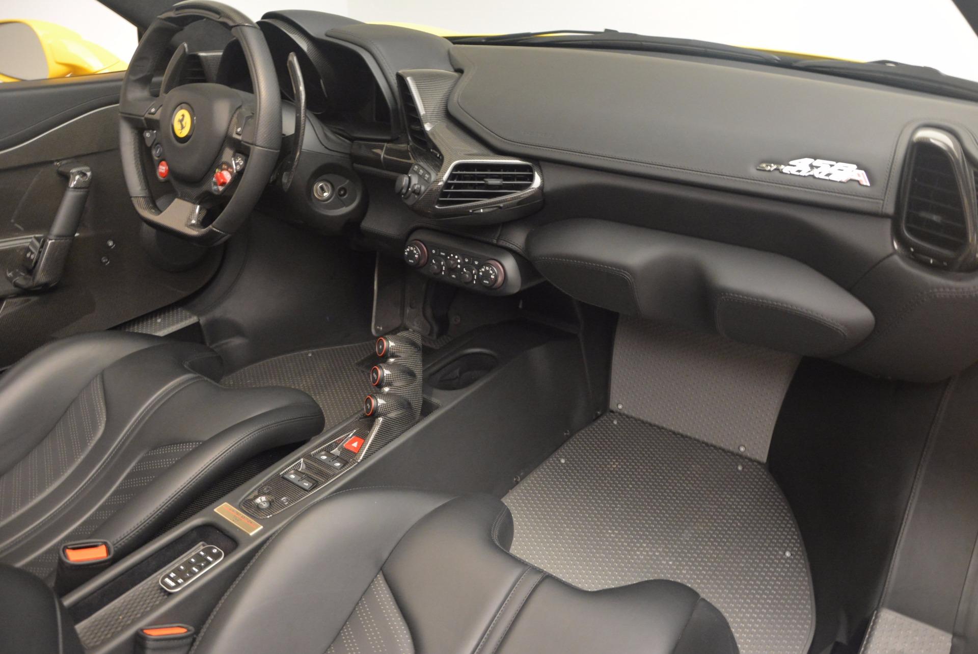 Used 2015 Ferrari 458 Speciale Aperta  For Sale In Greenwich, CT 1360_p29