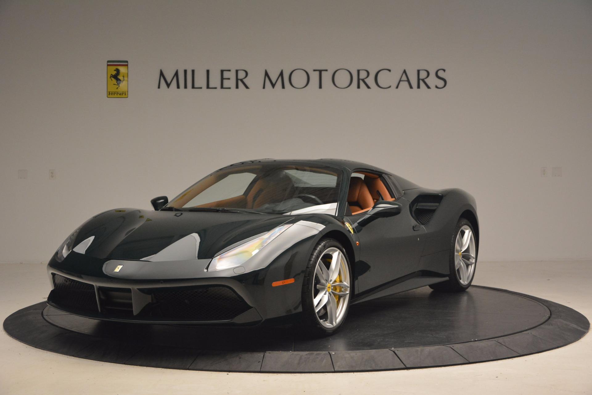 Used 2016 Ferrari 488 Spider  For Sale In Greenwich, CT 1361_p13