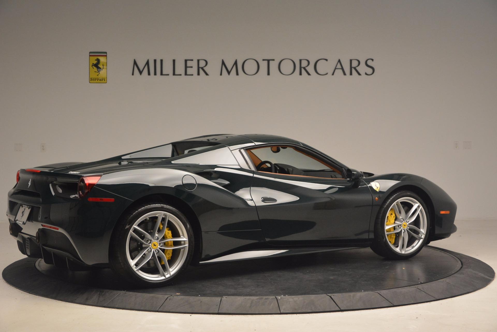 Used 2016 Ferrari 488 Spider  For Sale In Greenwich, CT 1361_p20