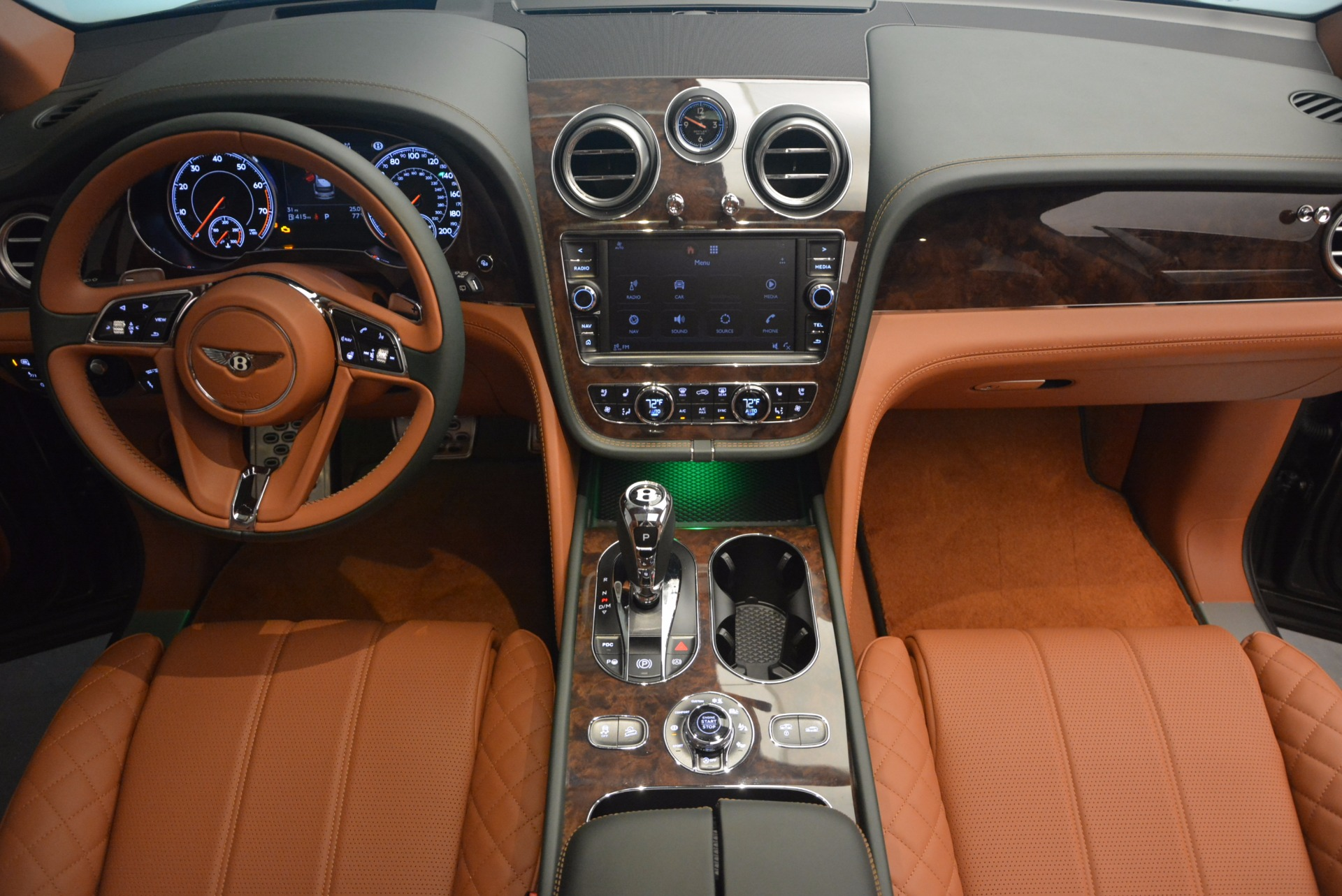 New 2018 Bentley Bentayga  For Sale In Greenwich, CT 1363_p50