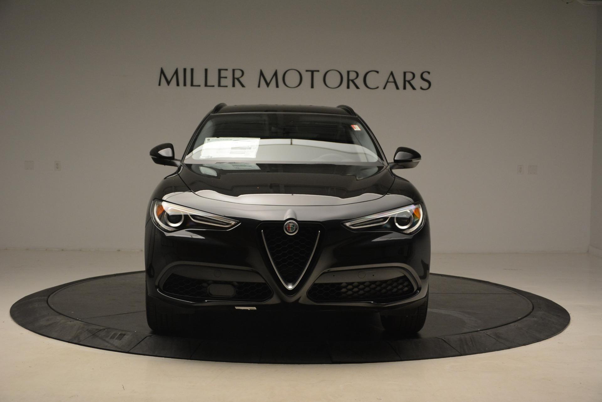 New 2018 Alfa Romeo Stelvio Sport Q4 For Sale In Greenwich, CT 1366_p12